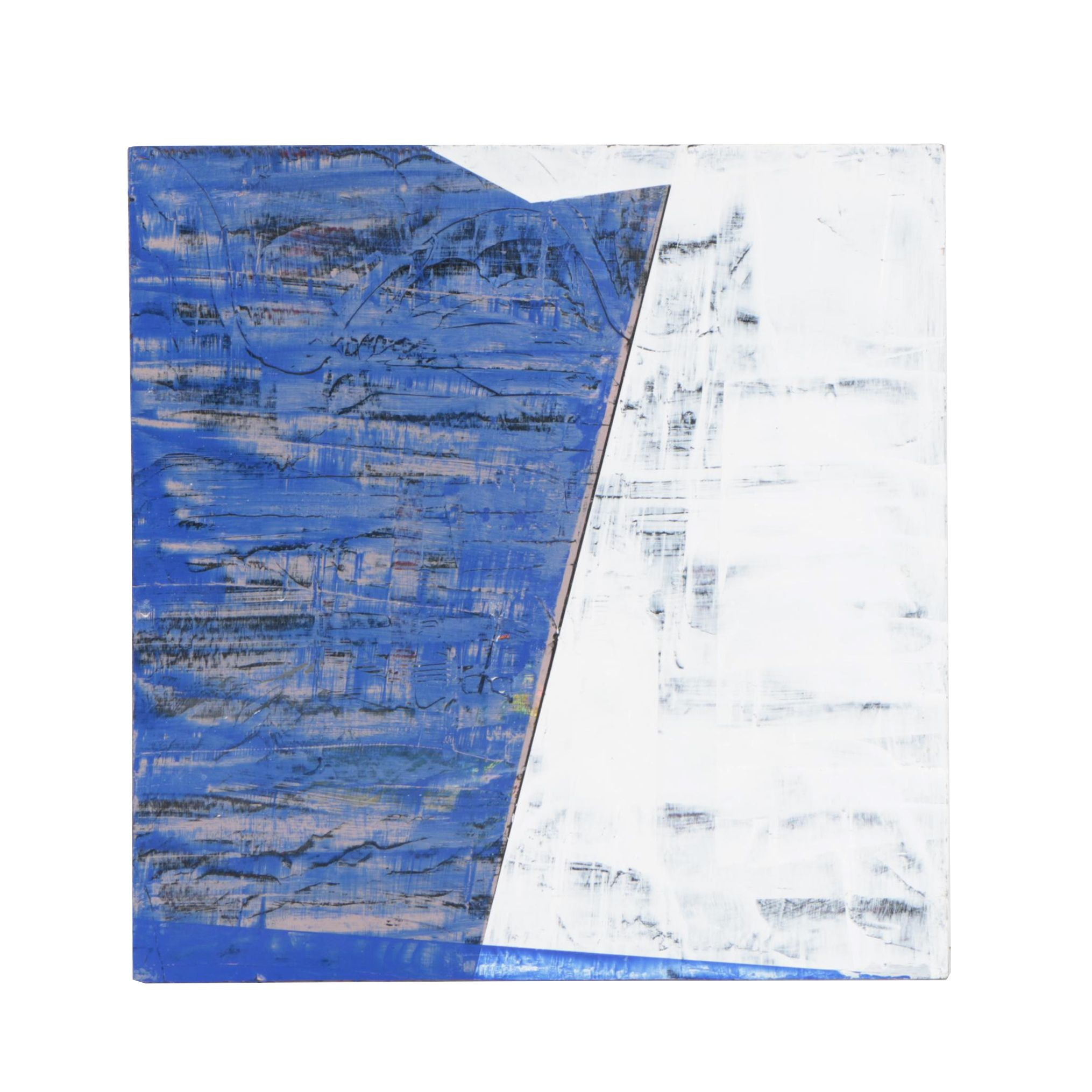 "Alfonso Fernandez Acrylic Painting ""Movement #5"""