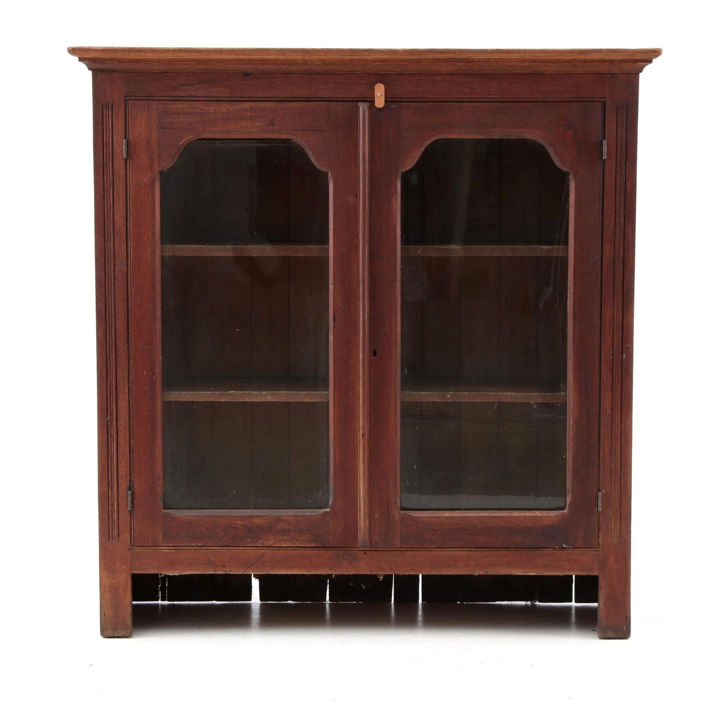 Vintage China Cabinet Top