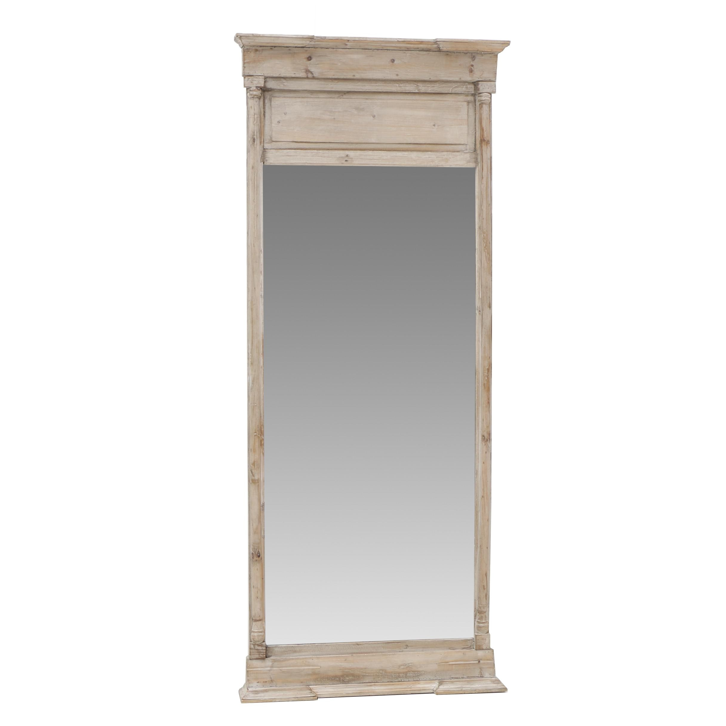 Large Wall Mirror by Restoration Hardware