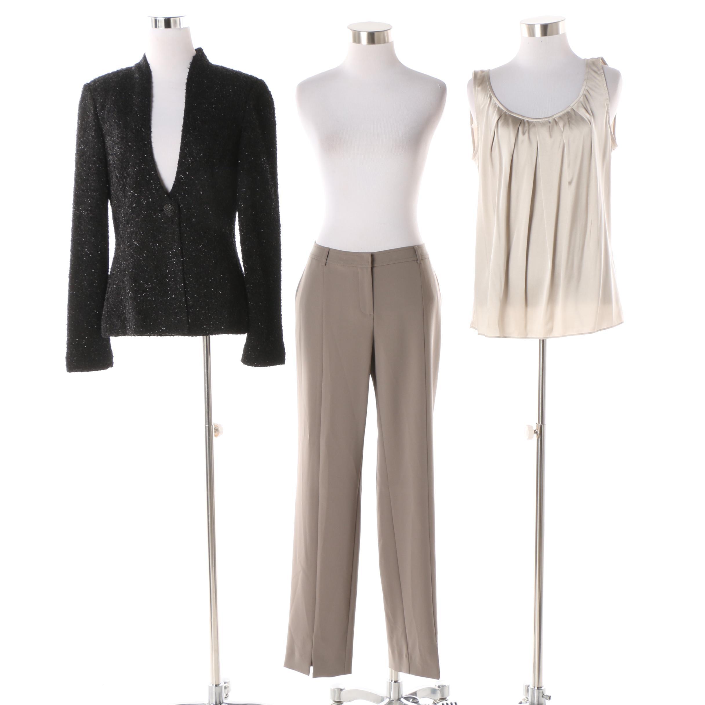 Women's St. John Clothing Separates