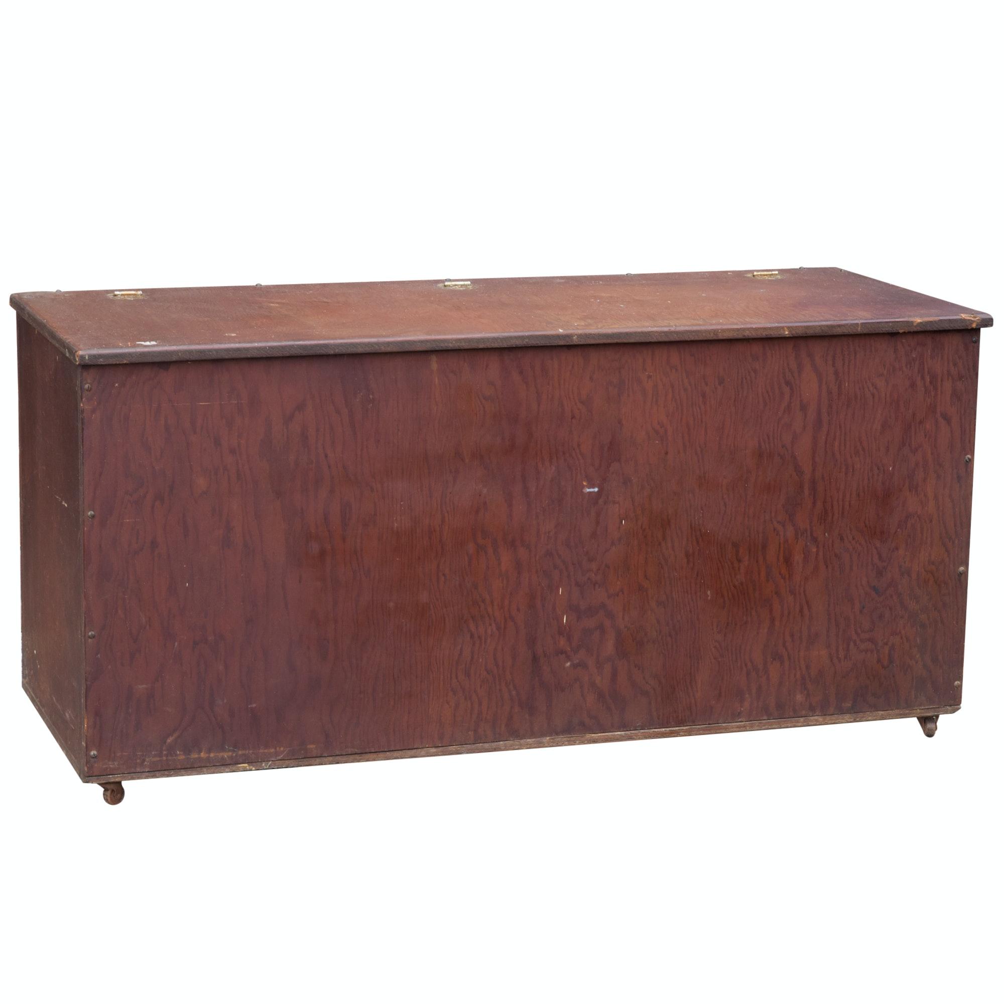 Vintage Storage Chest