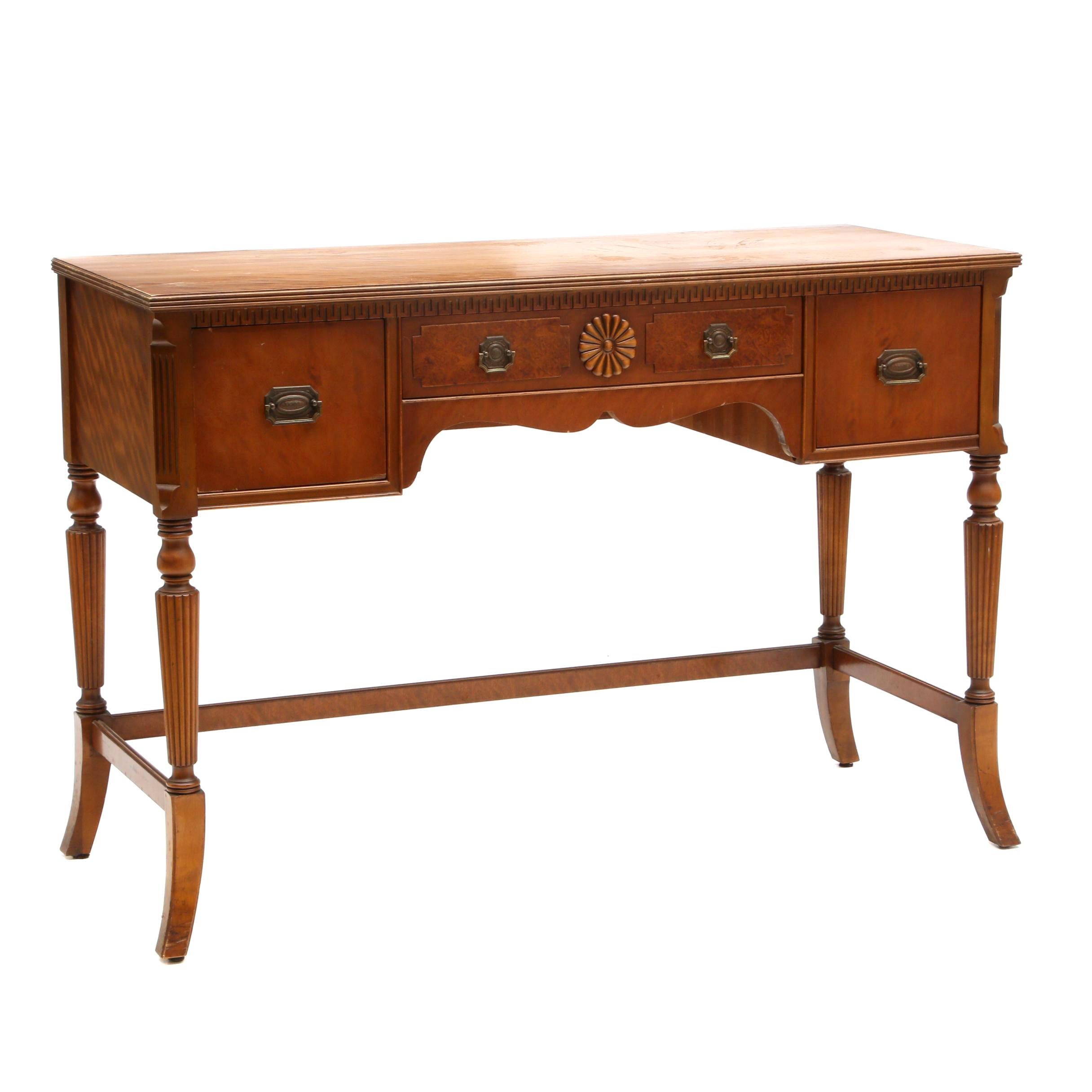 Federal Style Accent Table
