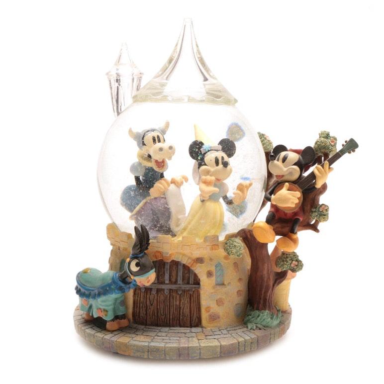 Disney Musical Snow Dome