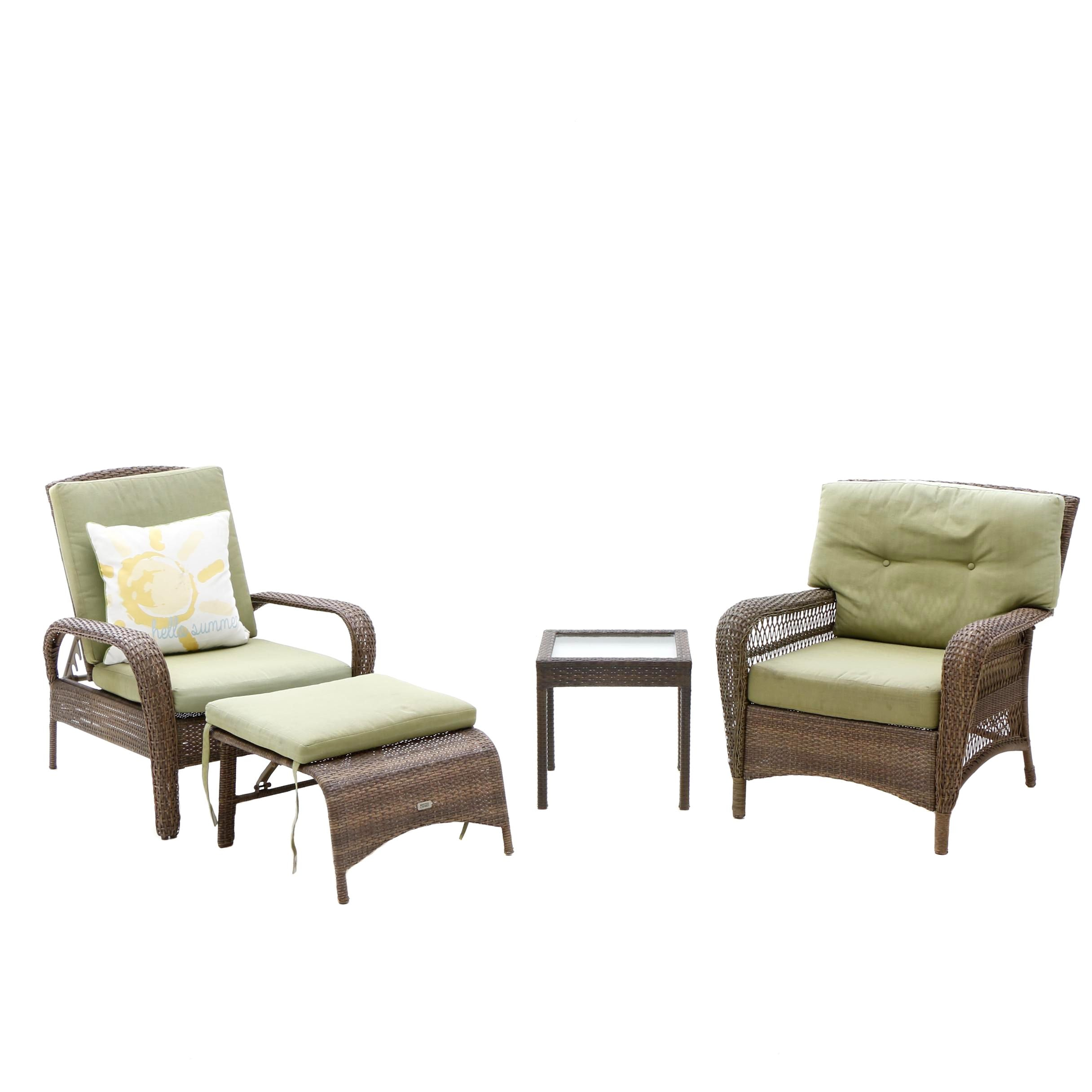 Martha Stewart Living Patio Chair, Chaise and Side  Table