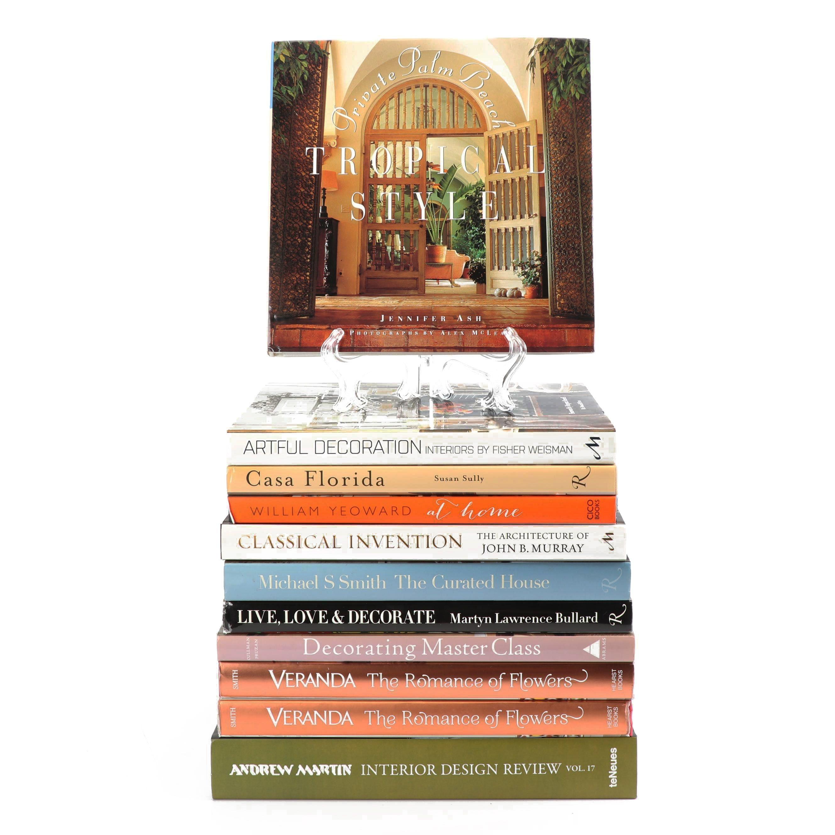 Design and Home Decor Books