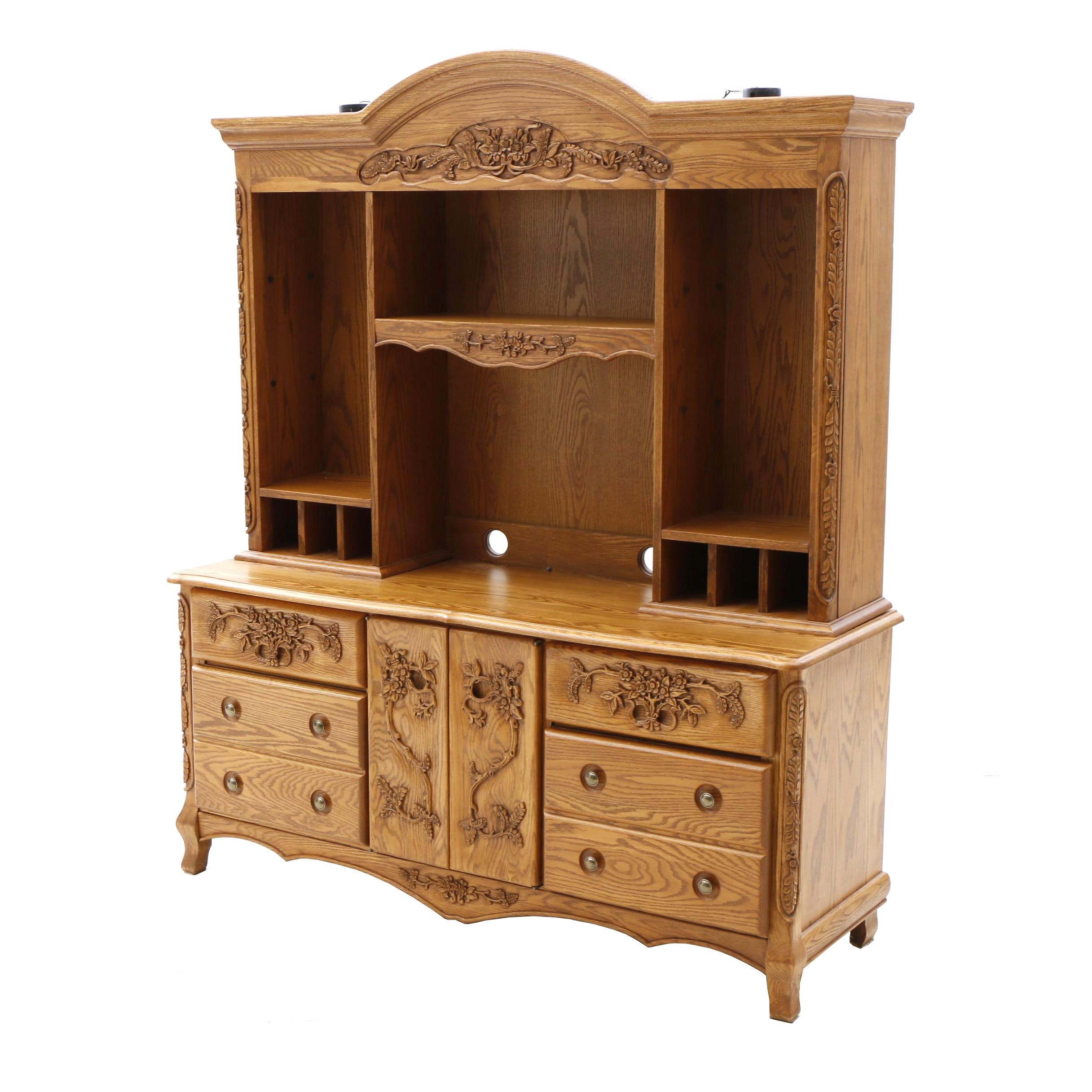 Media Cabinet by Summit Furniture