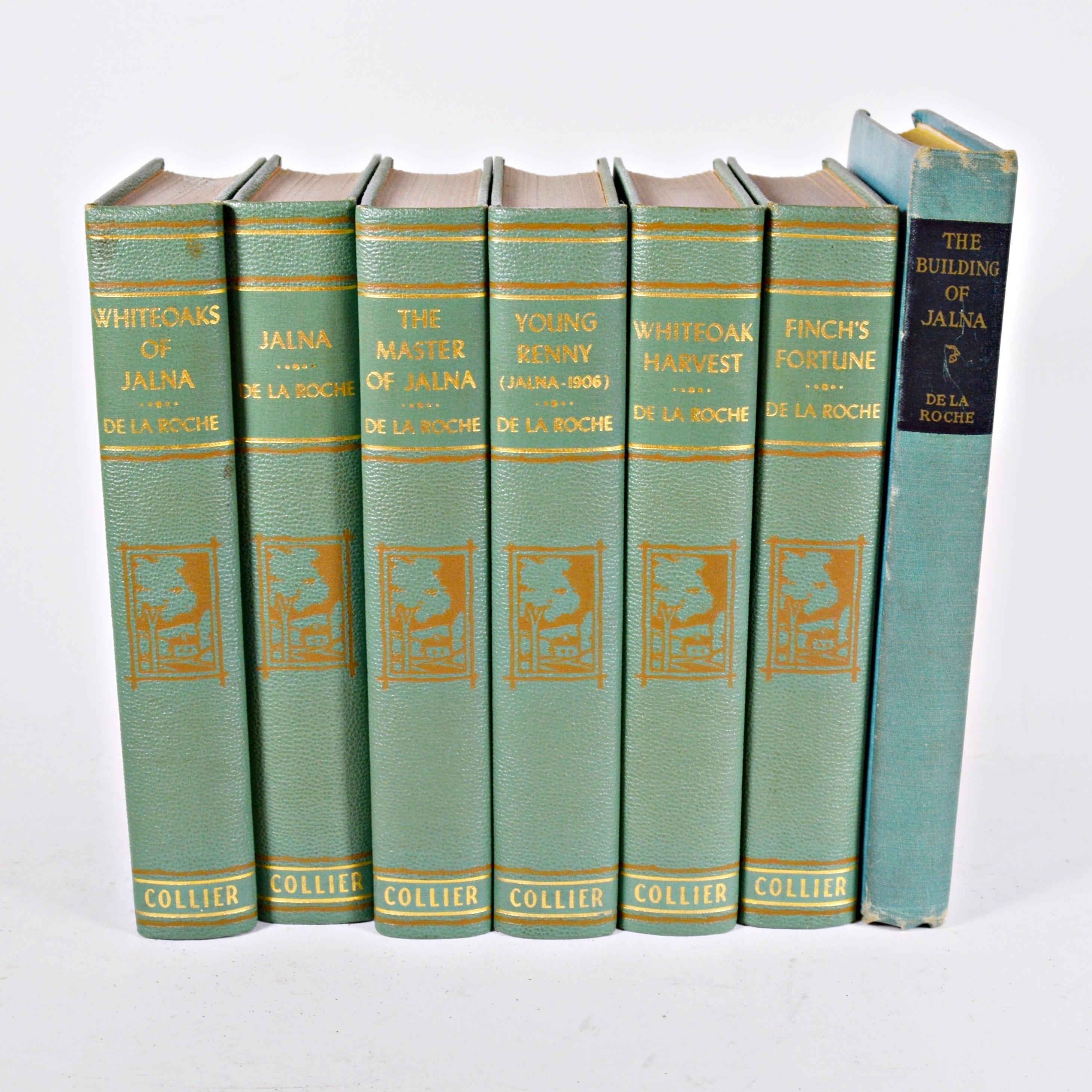 """""""Jalna Series"""" Books by Mazo de la Roche"""