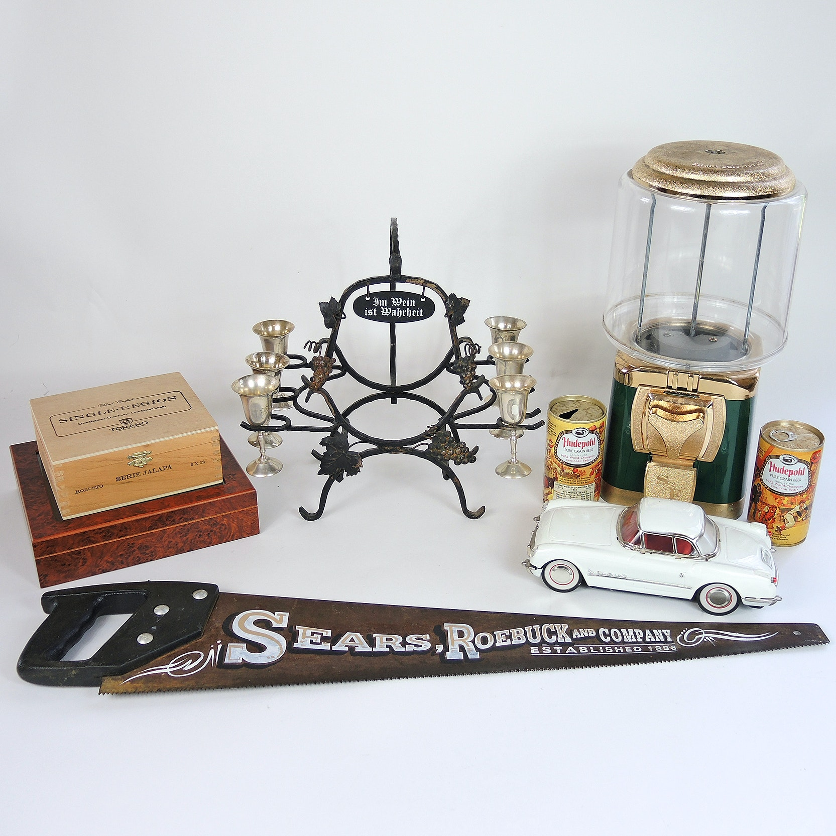 Vintage and Modern Decor and Collectibles