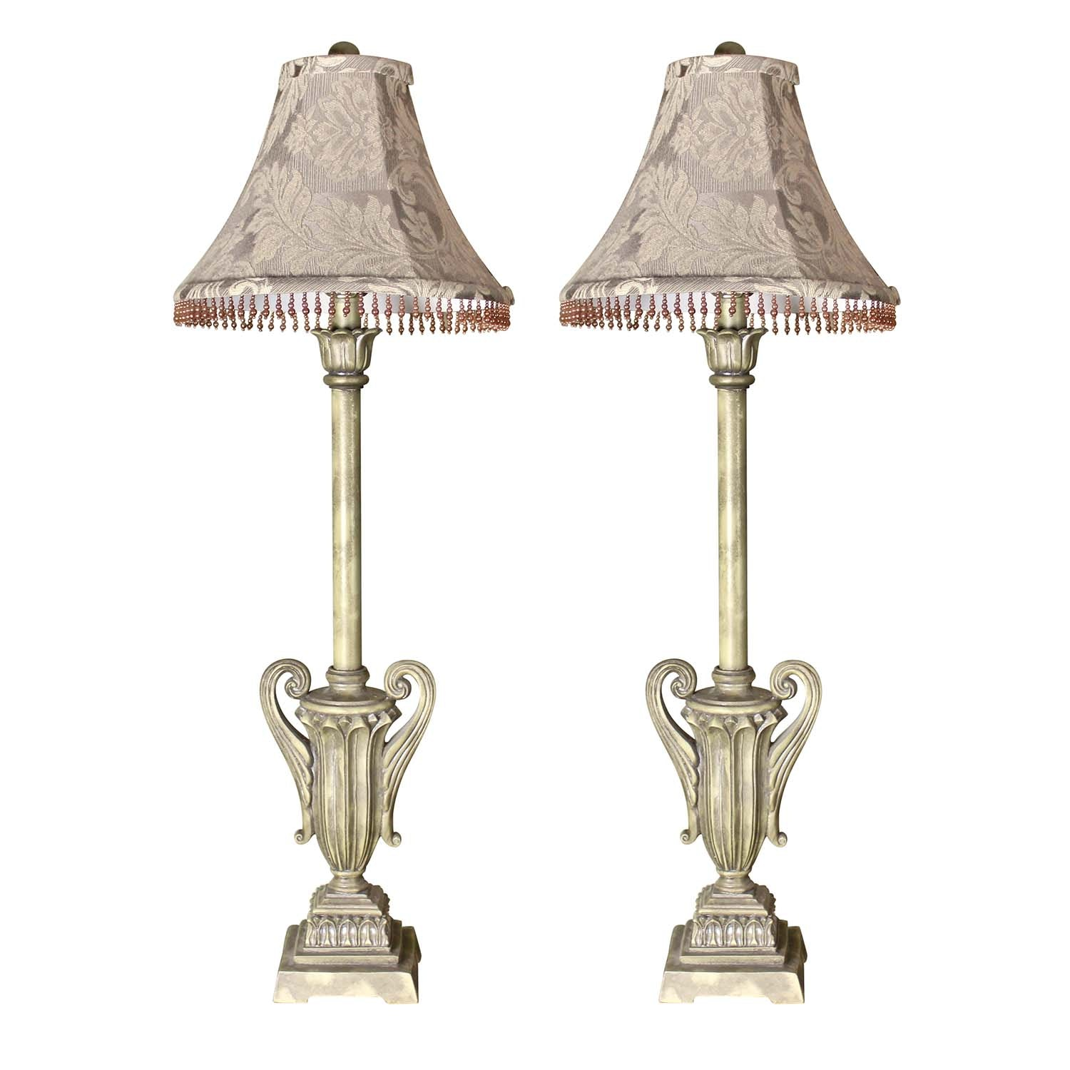Pair of Buffet Table Lamps
