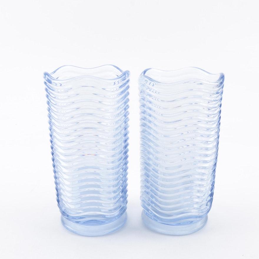 Contemporary Glass Vases Ebth