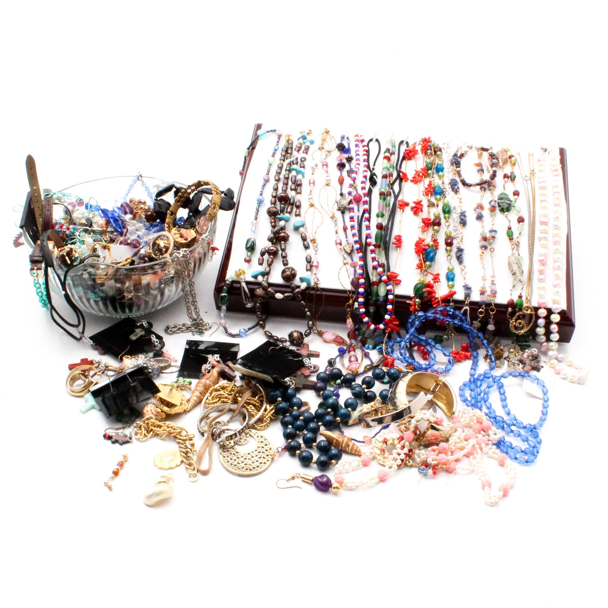 Costume Jewelry Selection