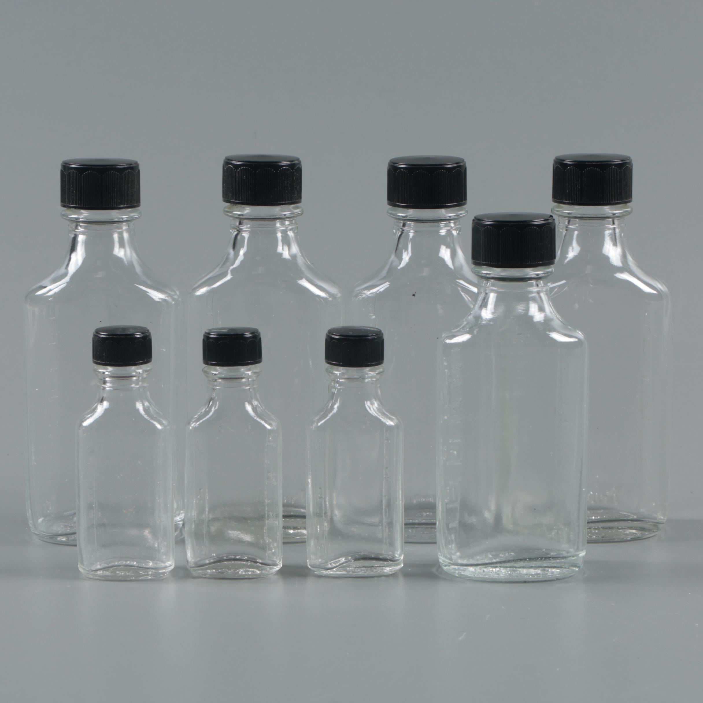 Duraglass Apothecary Bottles