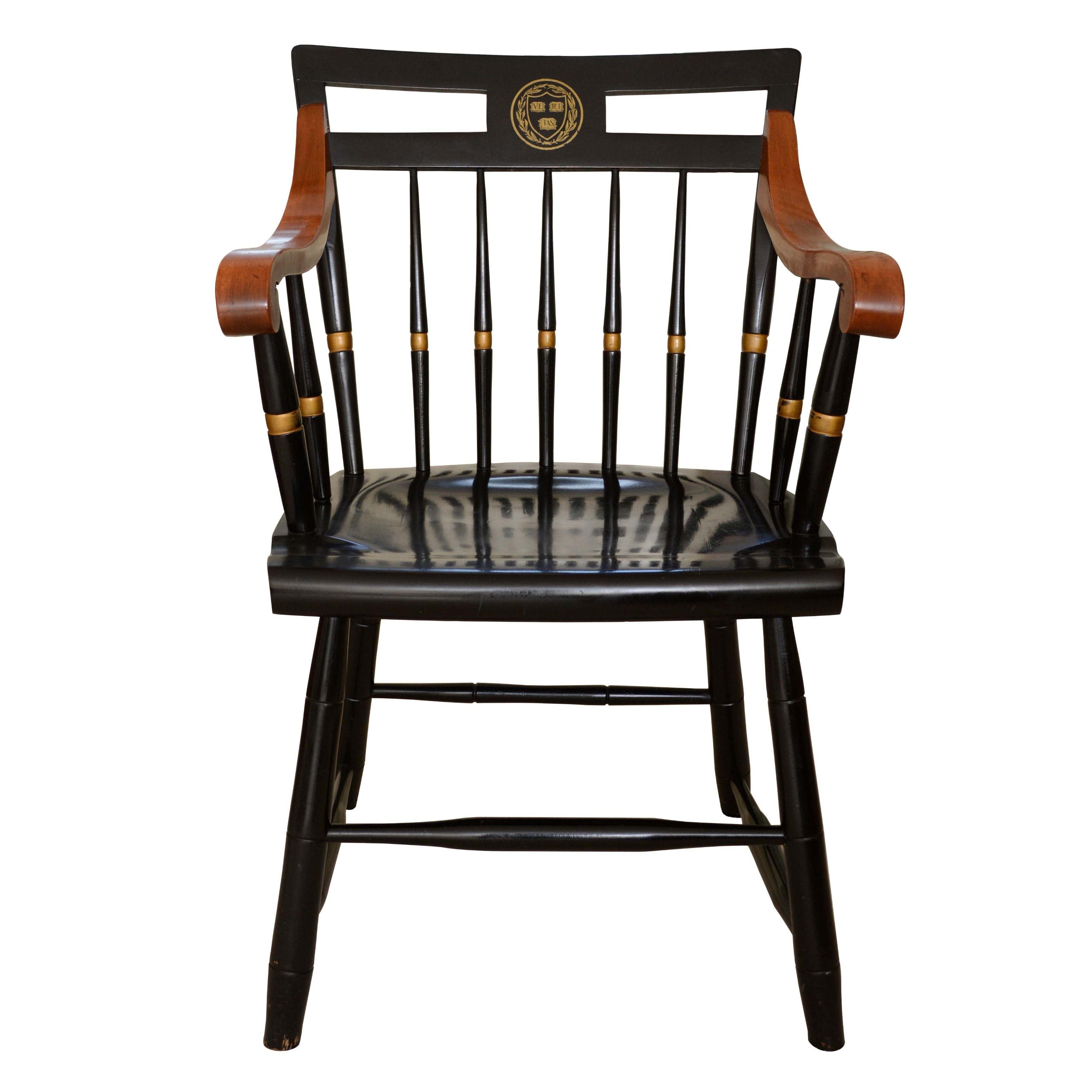 Harvard Recognition Chair by Nichols and Stone