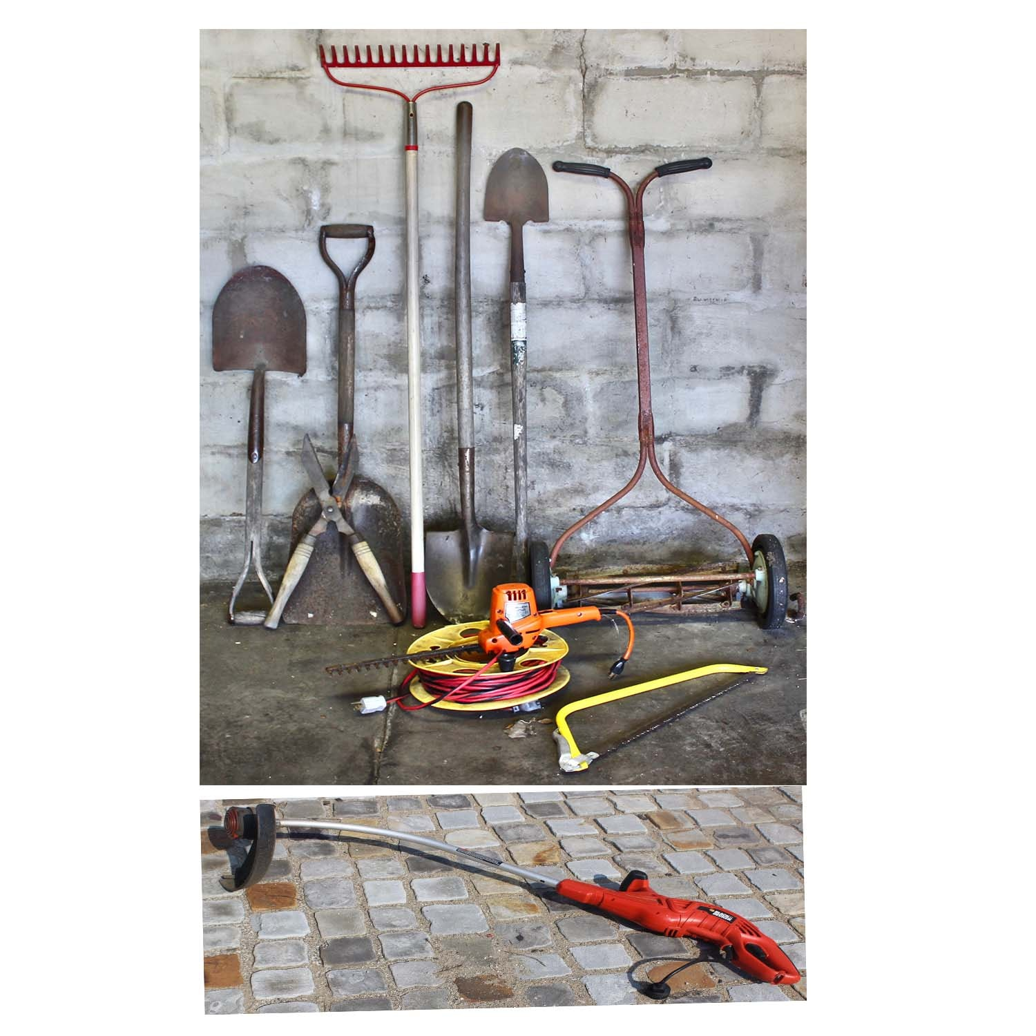 Gardening and Lawncare Tools and Equipment