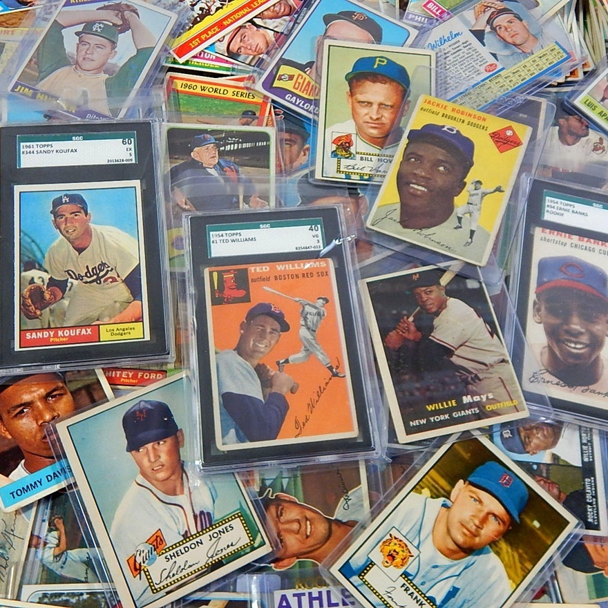 Sports Memorabilia, Collectibles, Toy Trains & More