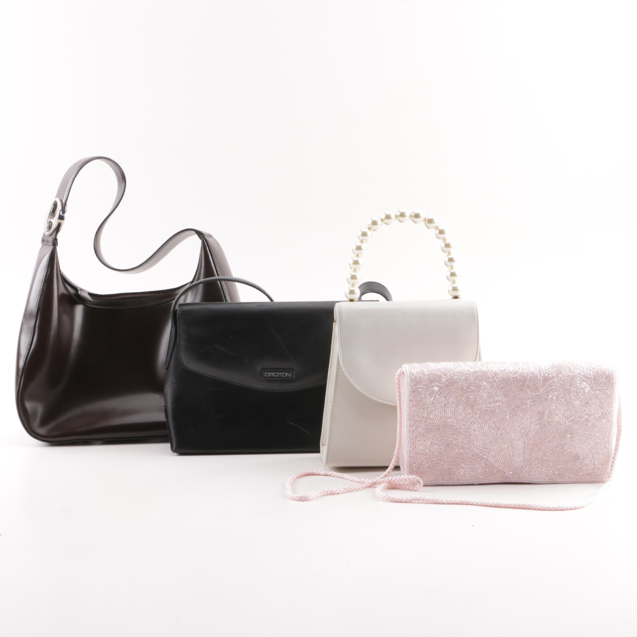 Women's Evening and Shoulder Bags Including Lord & Taylor and Oroton