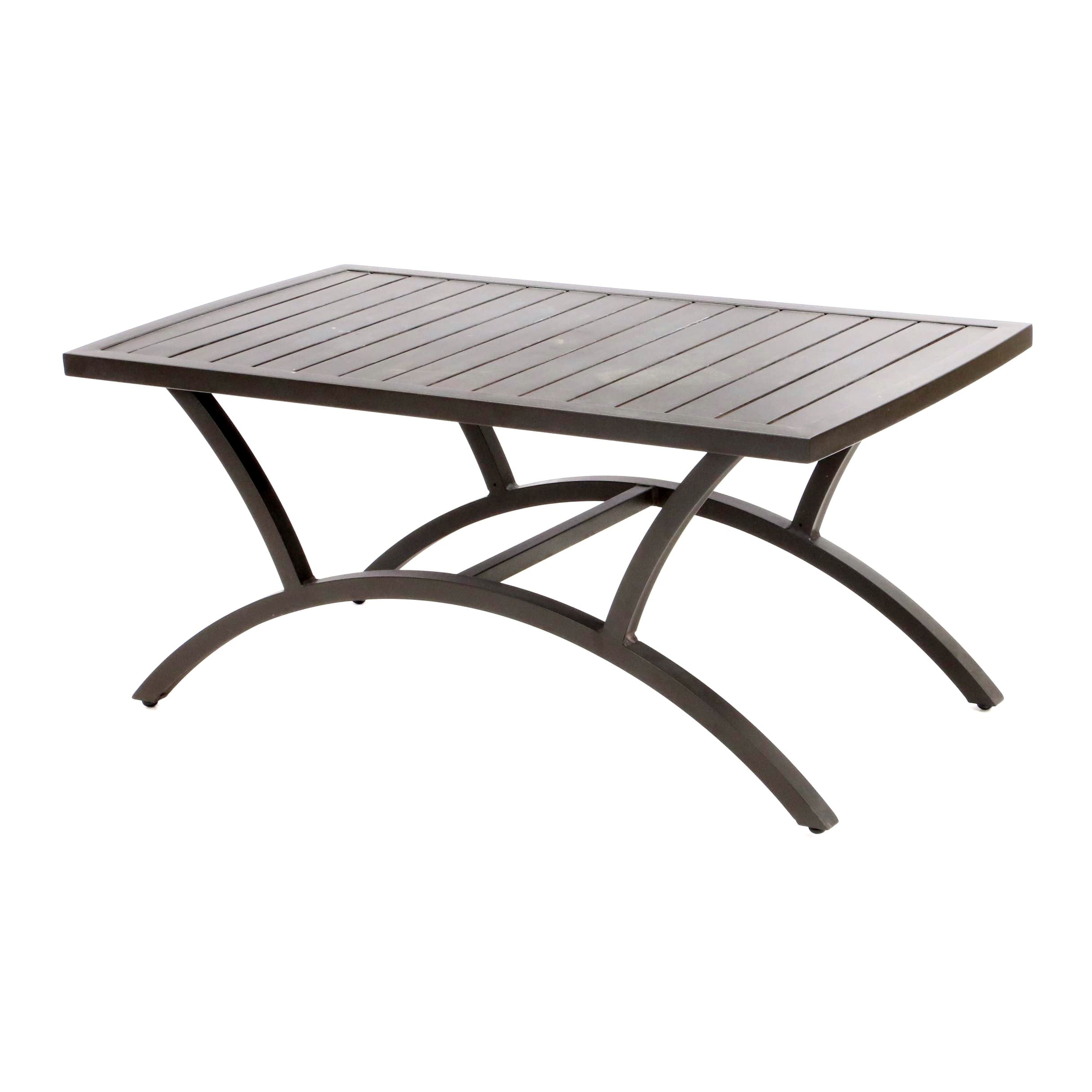 Contemporary Patio Coffee Table
