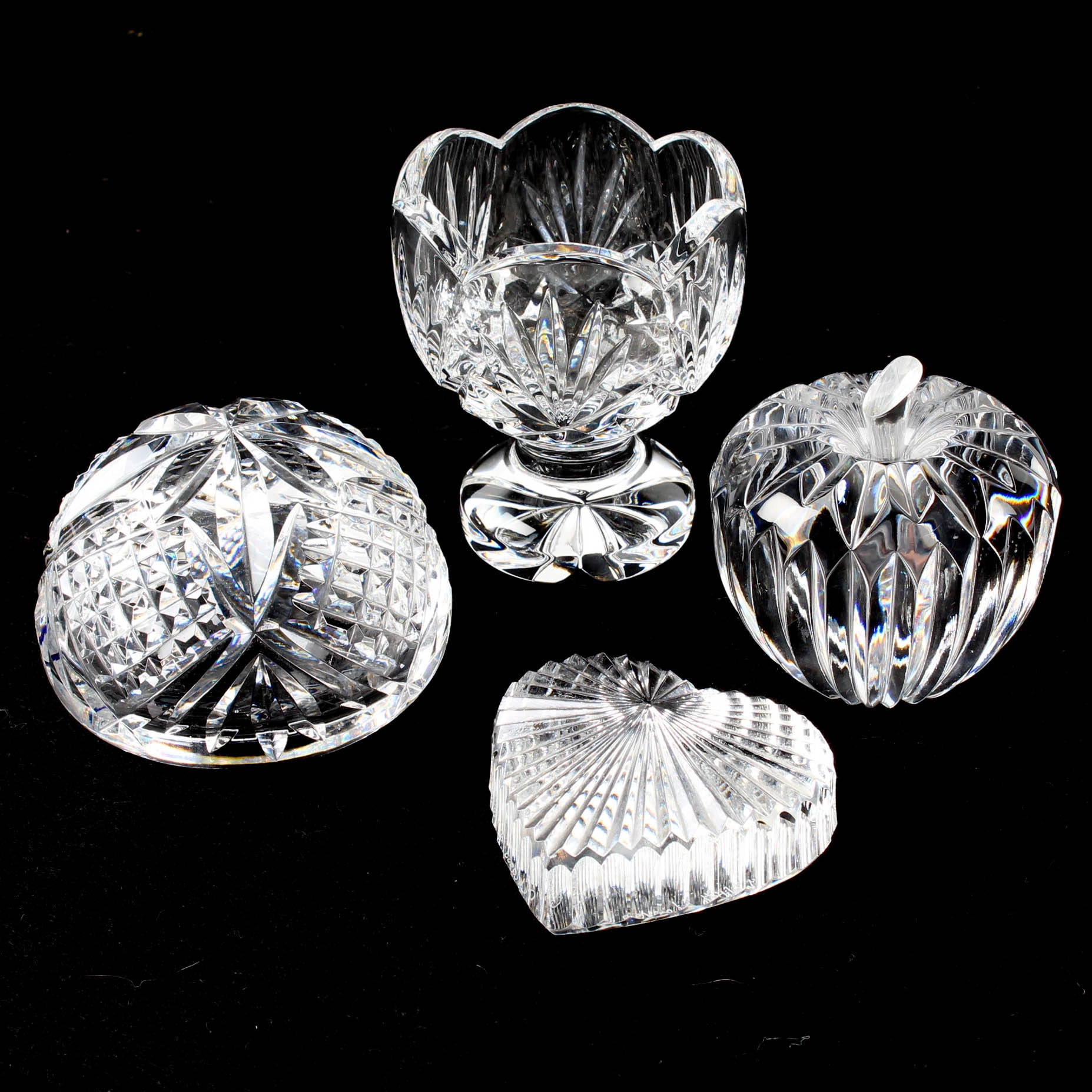 Waterford Crystal Desk Ornaments