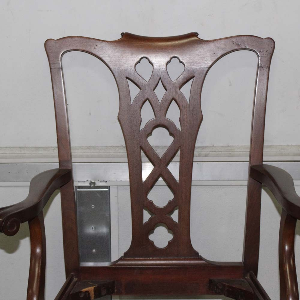 Chippendale Style Chair Frame