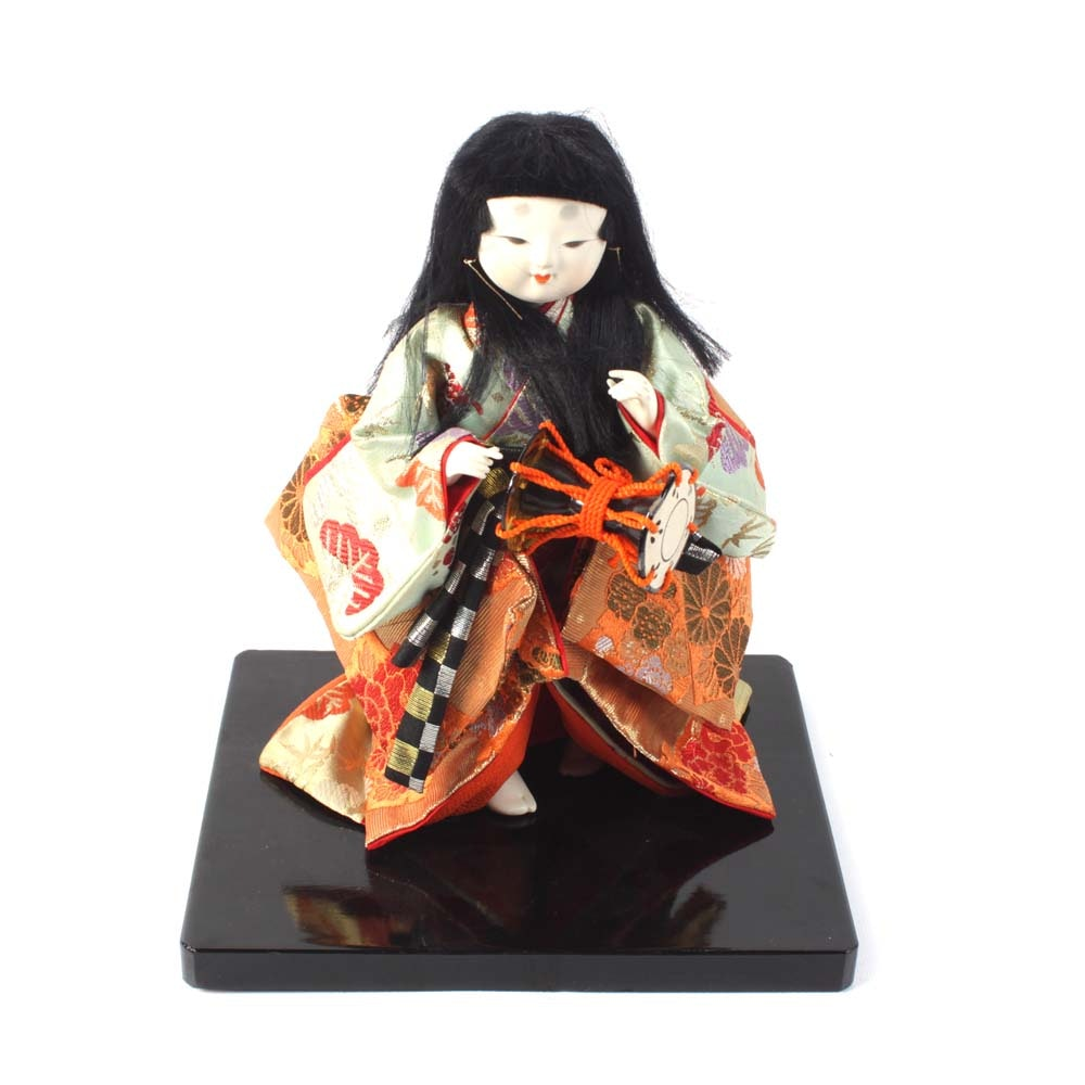 Asian Inspired Doll