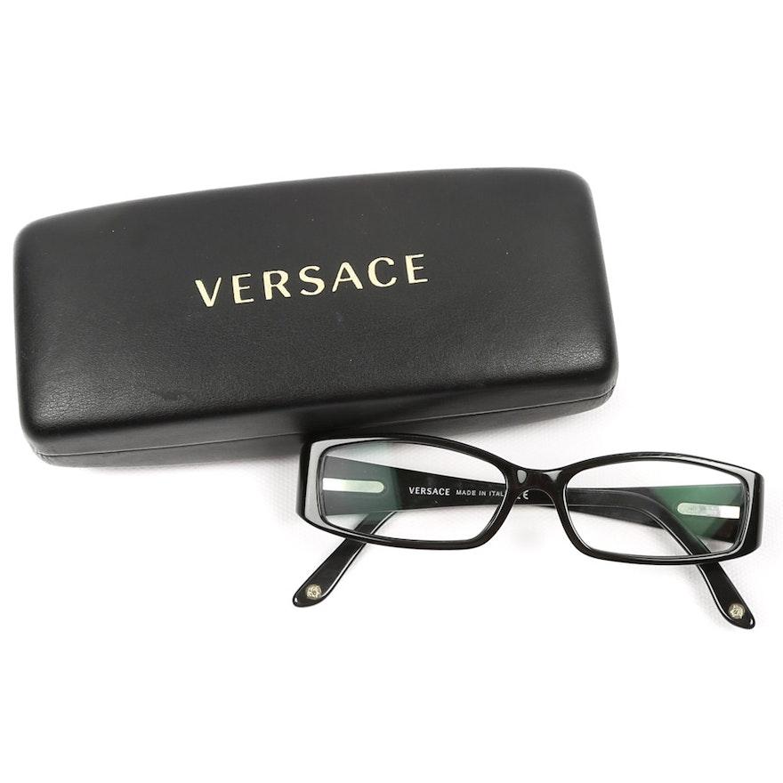 8f304d64498bd Versace Italian Unisex Optical Frame Eyeglasses   EBTH
