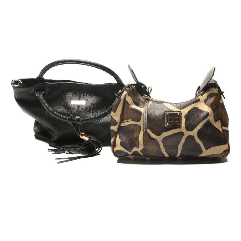Dooney & Bourke and Onna Ehrlich Handbags