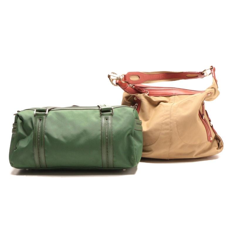 Tumi Ballistic Nylon Handbags