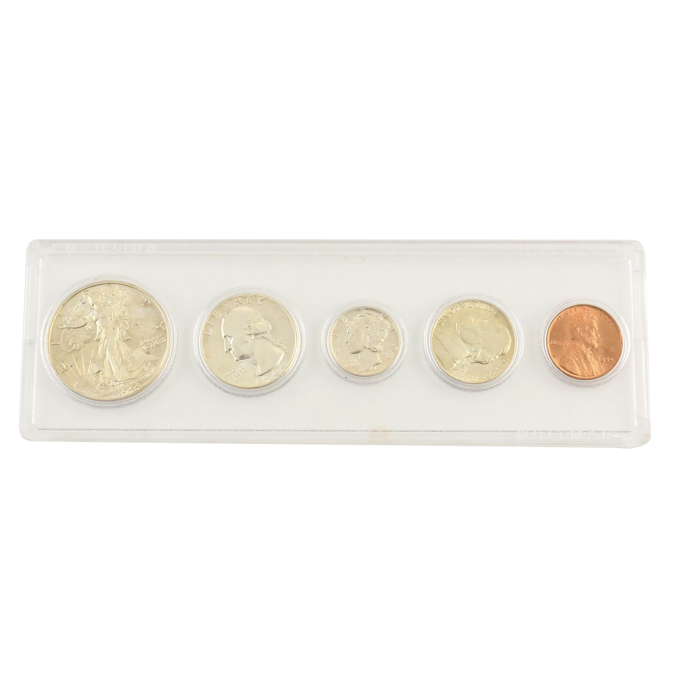 1944 U.S. Uncirculated Type Coin Set