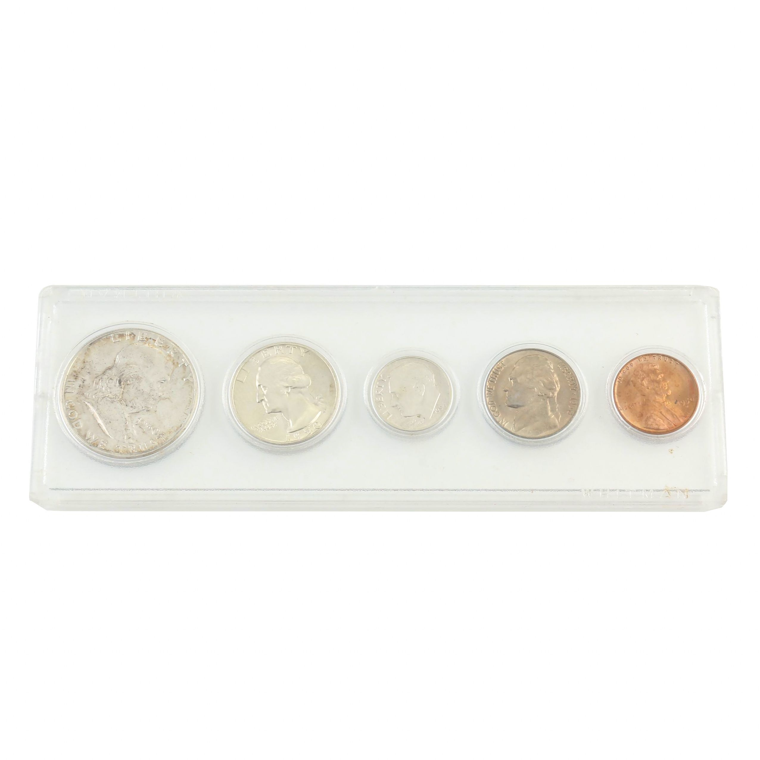 1950 U.S. Uncirculated Type Coin Set