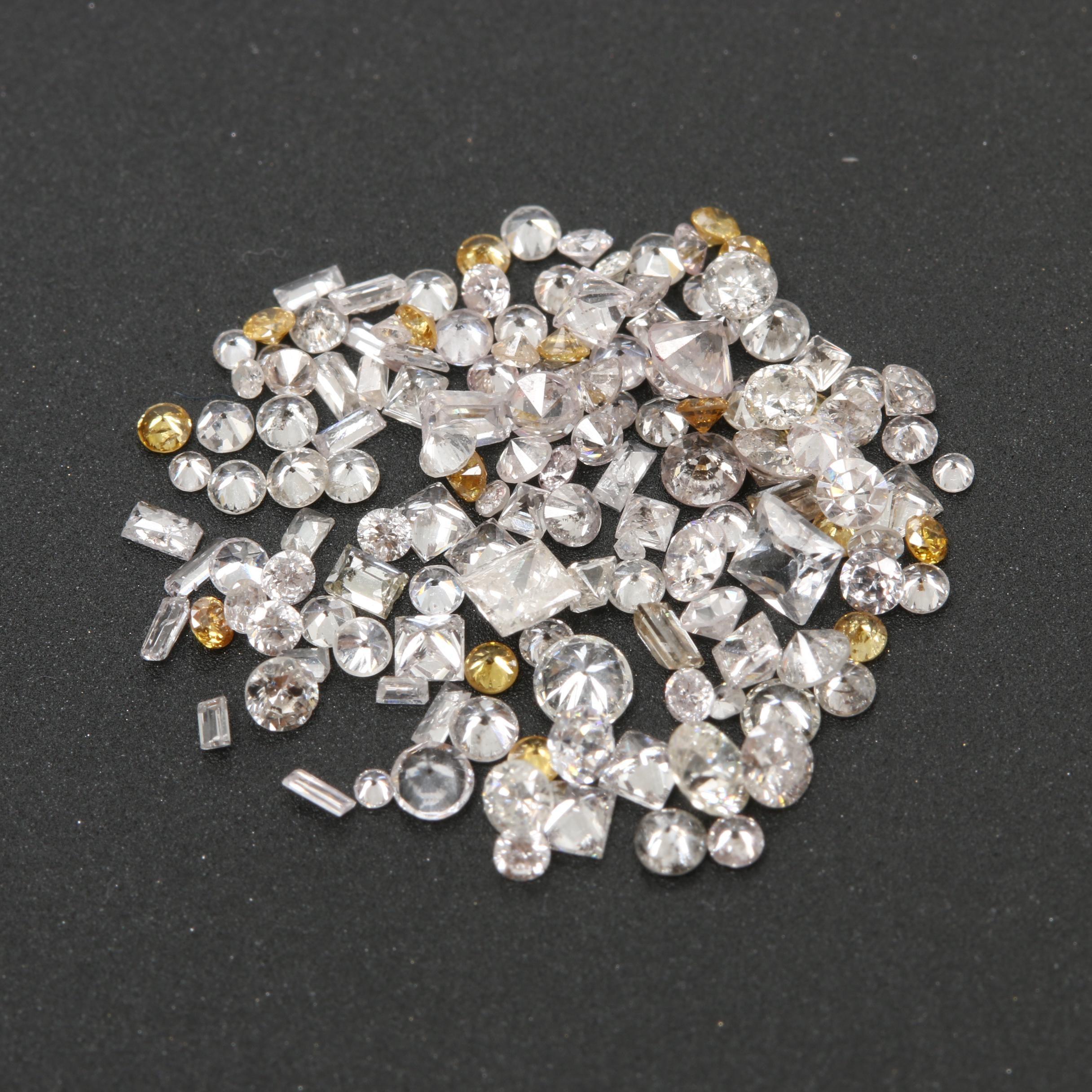 Loose 2.04 CTW Diamonds