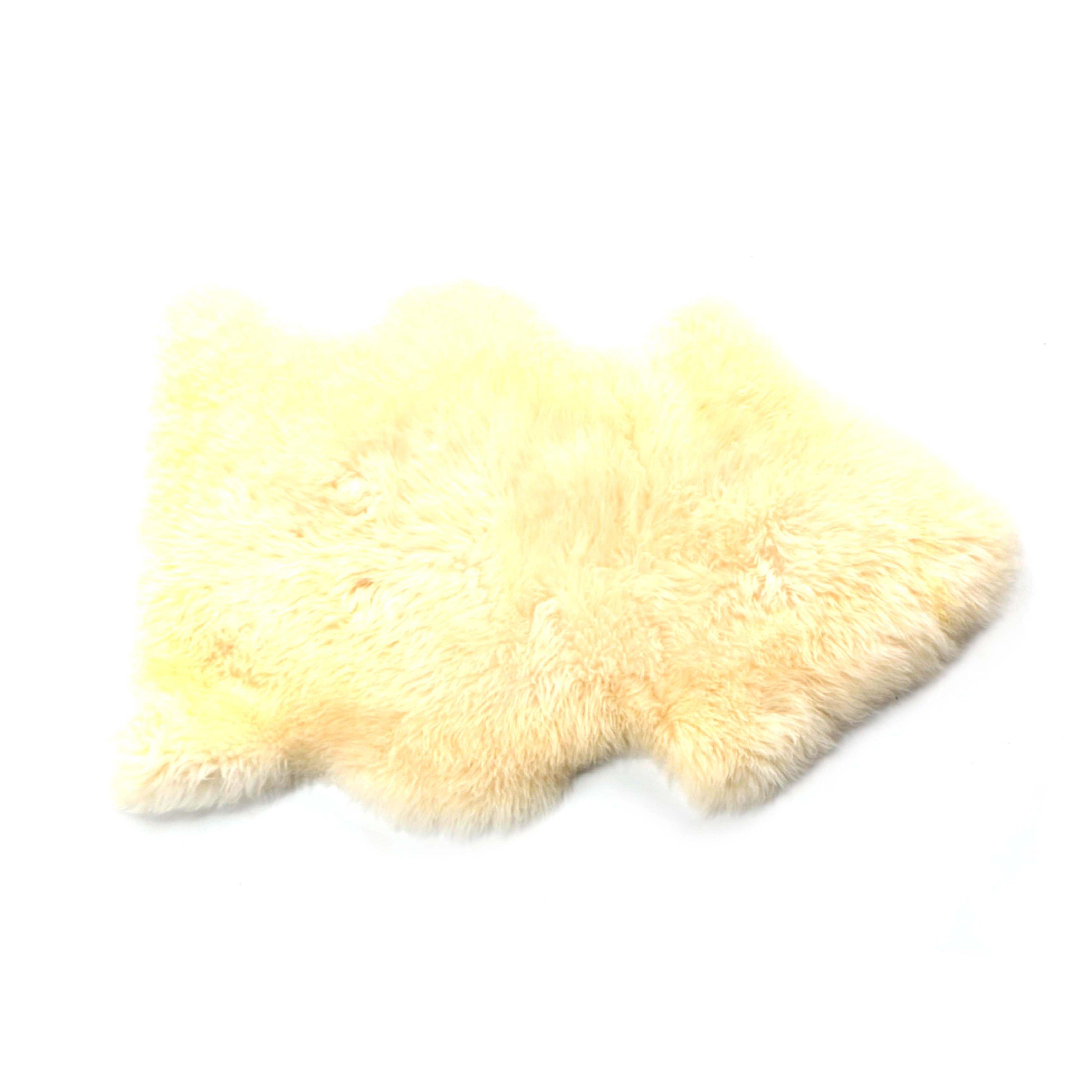Sheepskin Accent Rug