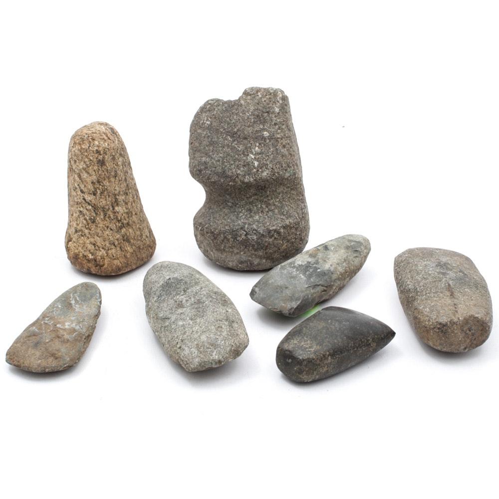 Native American Stone Hand Tools