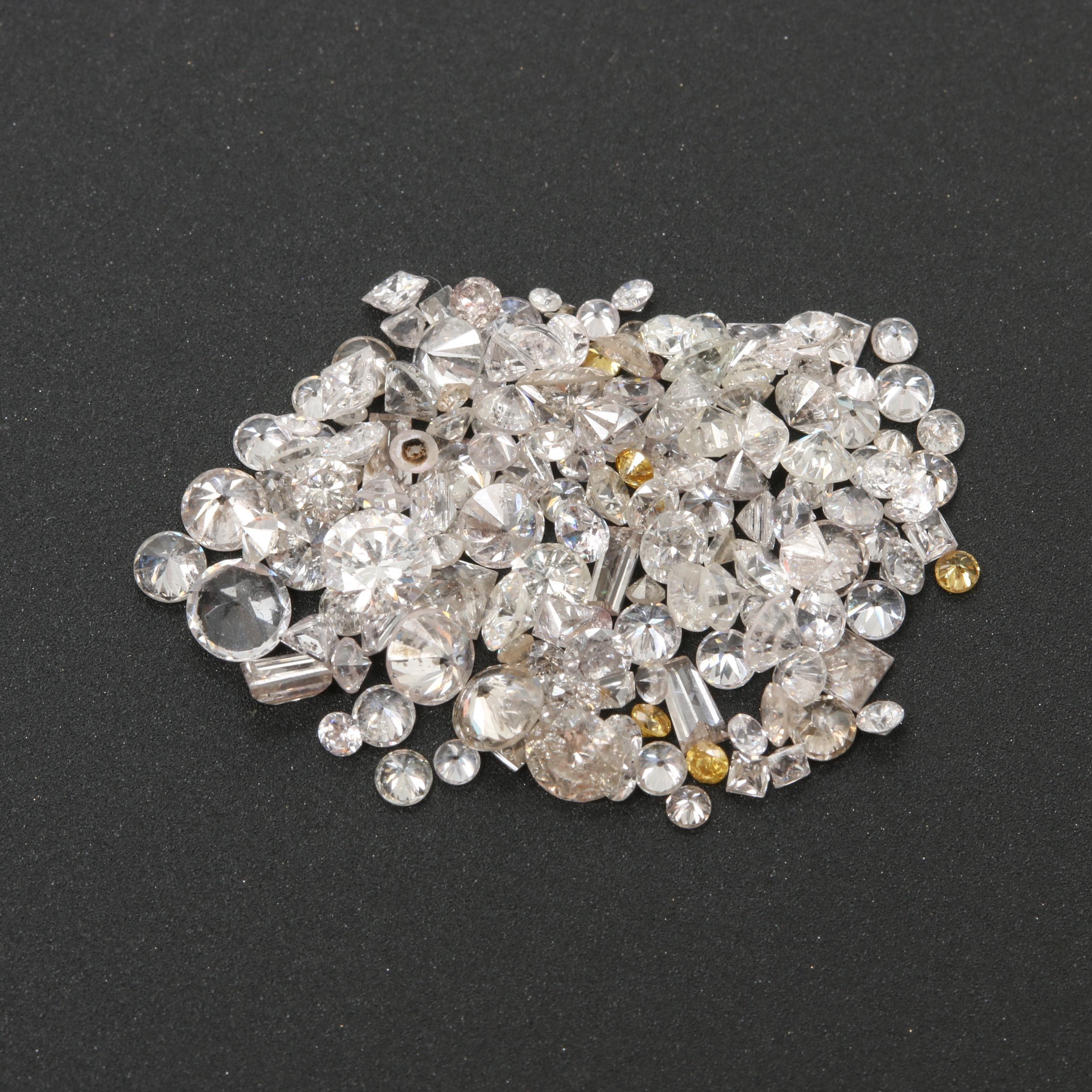 Loose 4.19 CTW Diamond Assortment