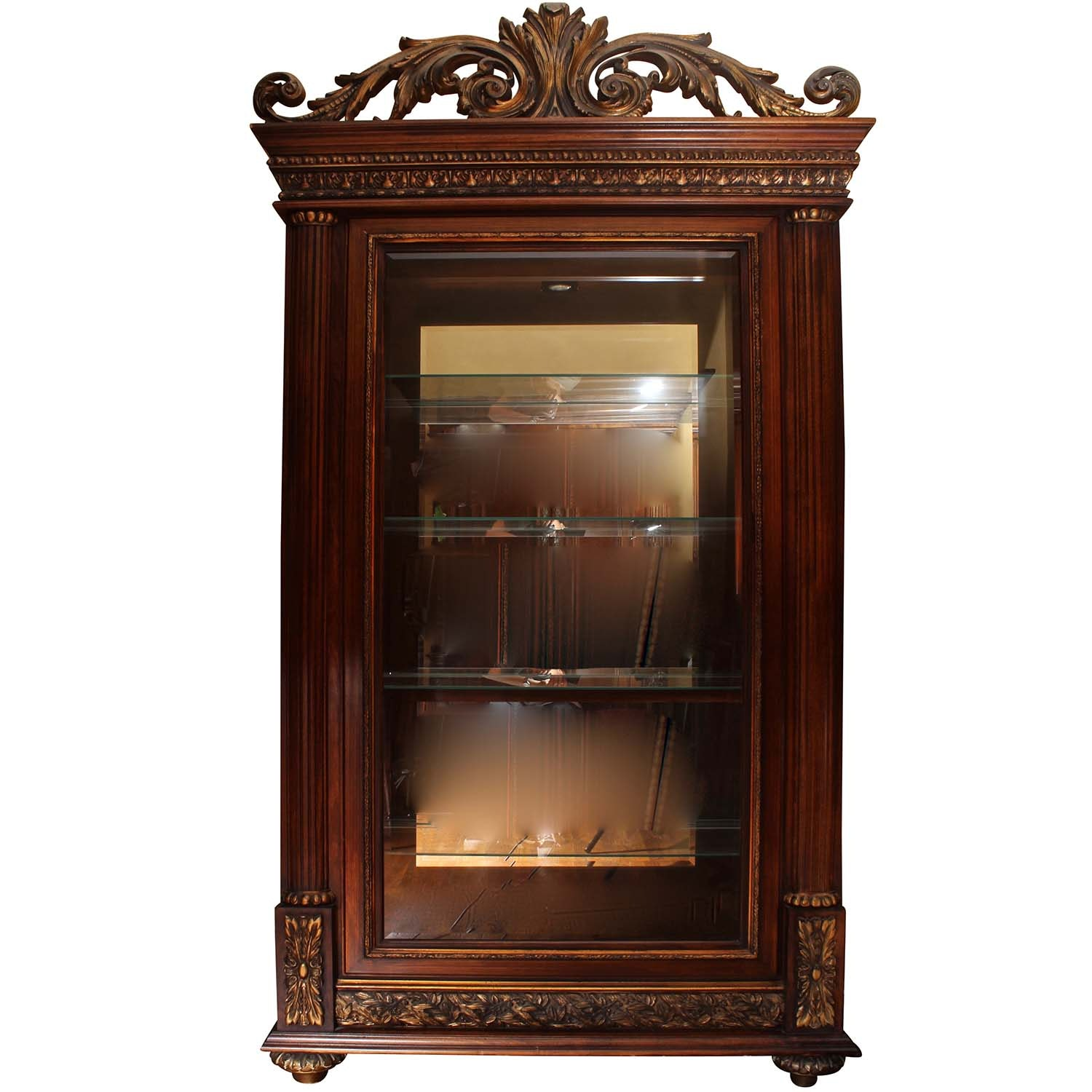 Hooker Furniture China Curio Cabinet