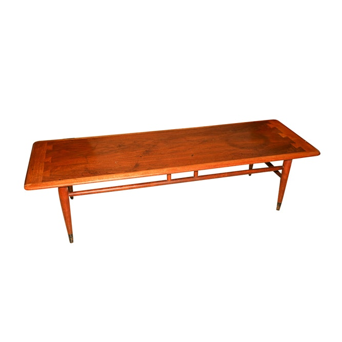 """Acclaim"" Mid Century Modern Coffee Table by Lane"