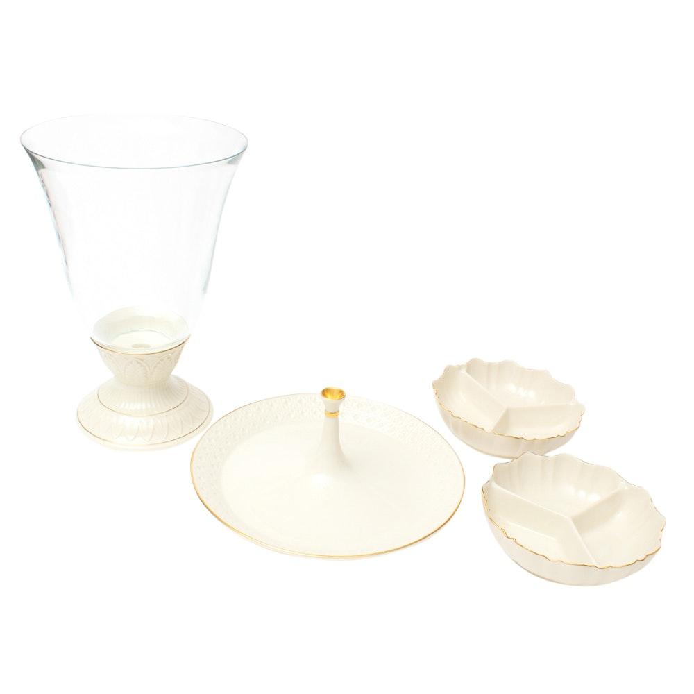 Selection of Lenox Tableware