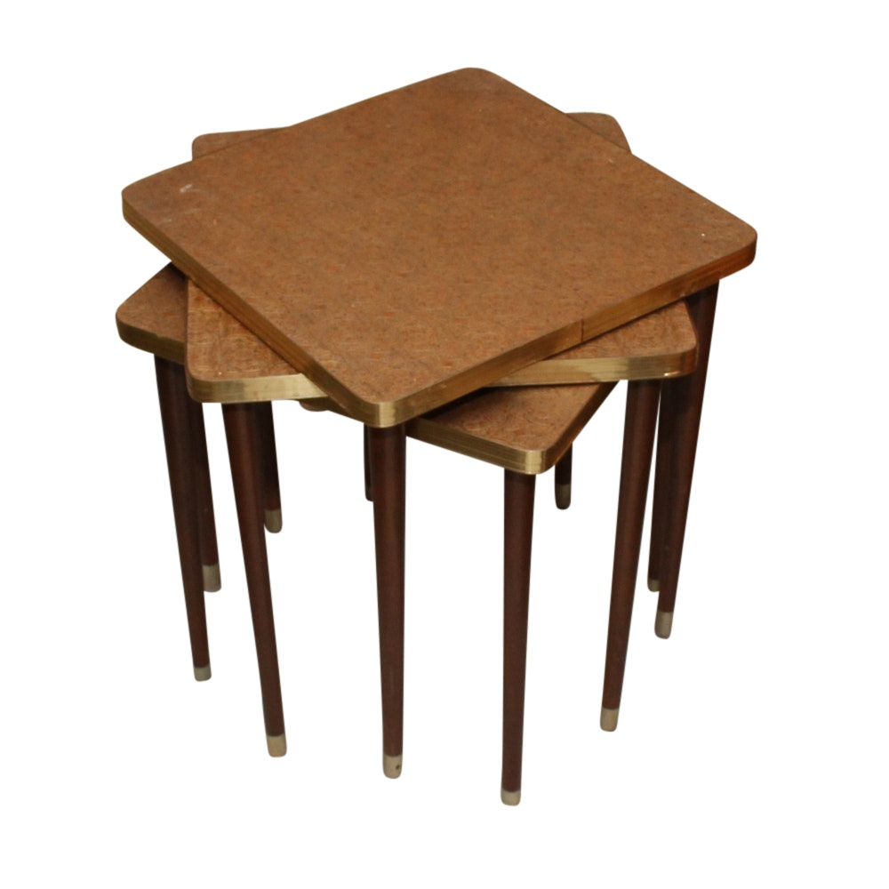 Vintage Mid-Century Accent Tables