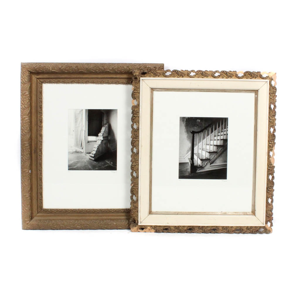 Ohioan Michele Cimprich Gelatin Silver Photographs Depicting Granville, Ohio