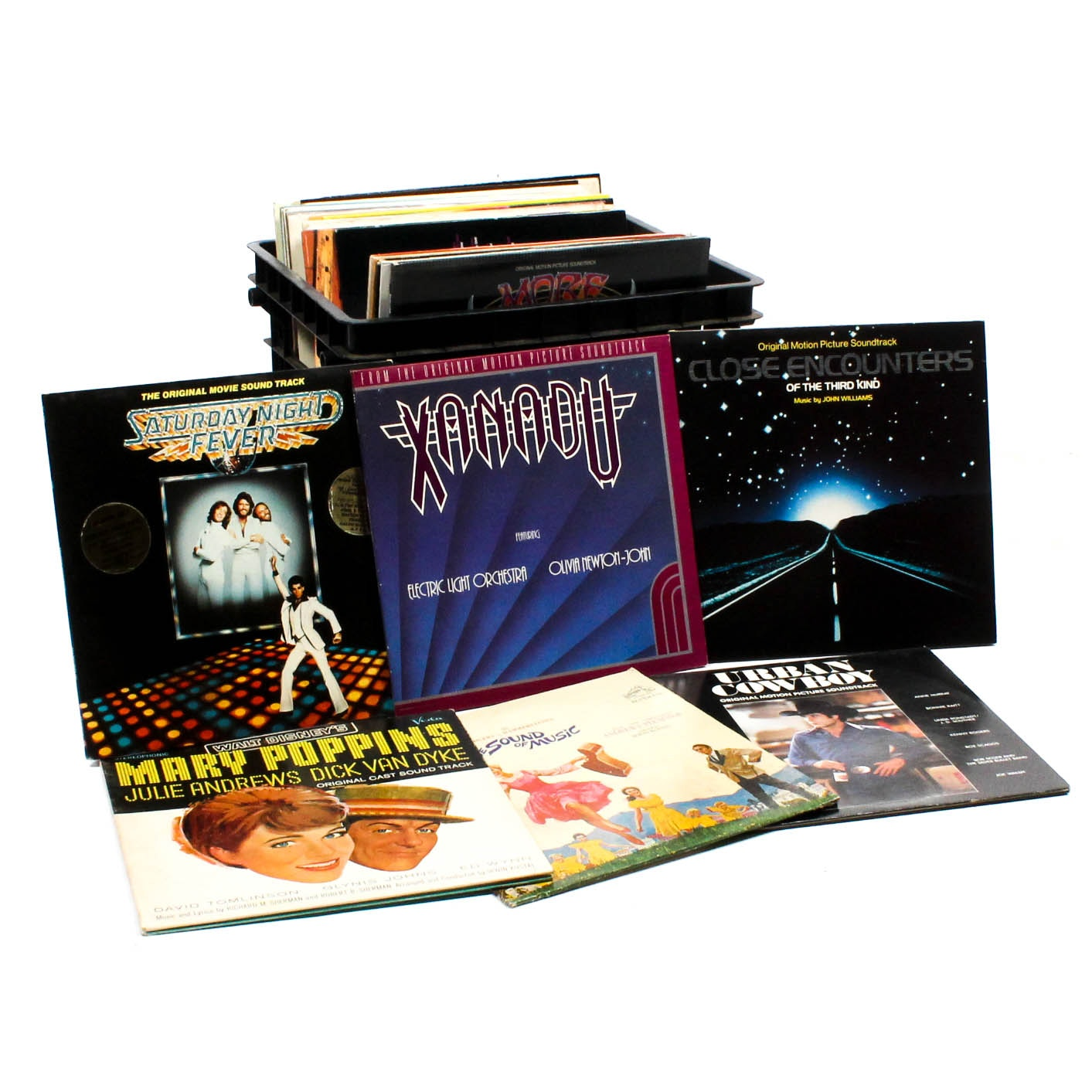 Soundtracks, Showtunes and Musicals Record Albums
