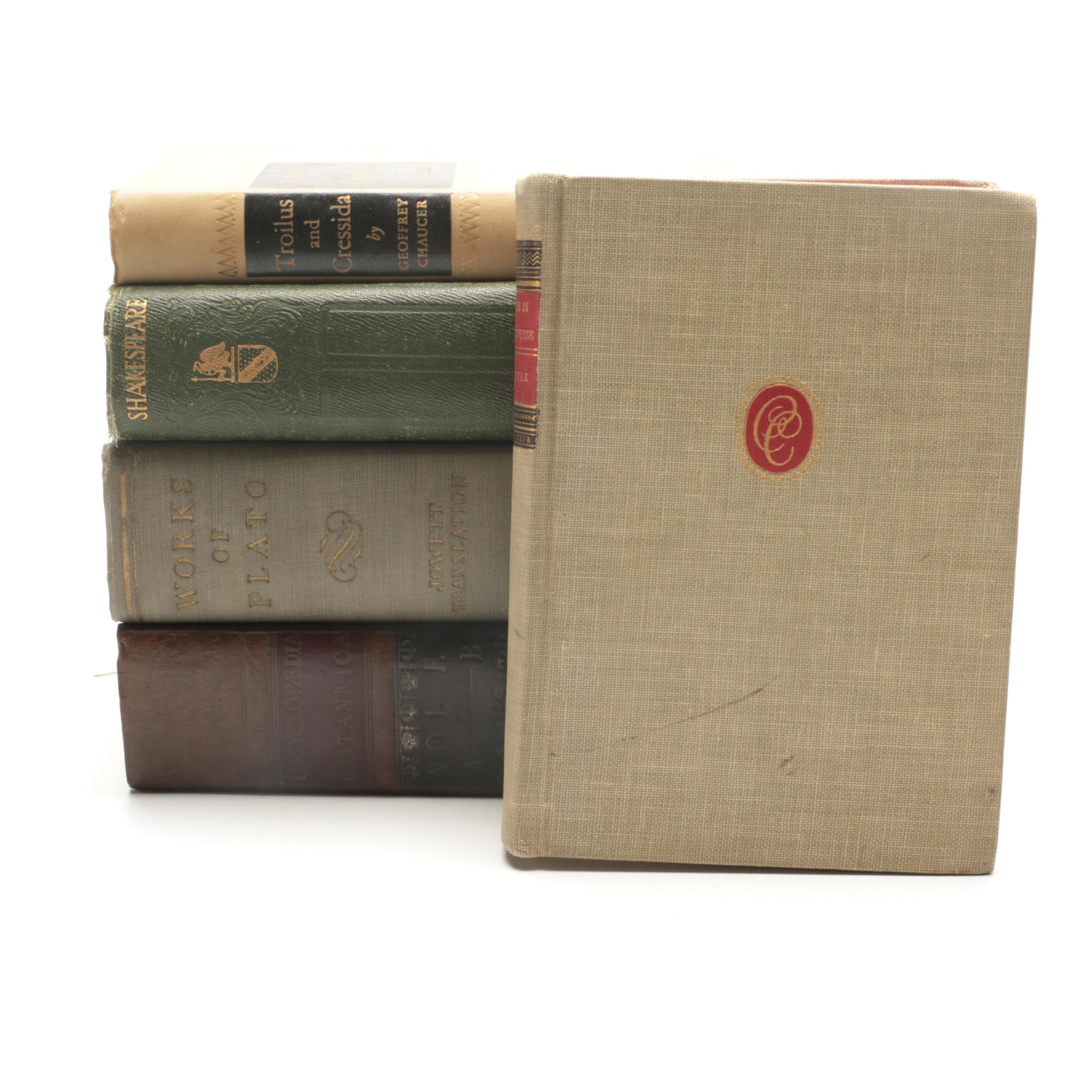 Group of Classic Hardcovers