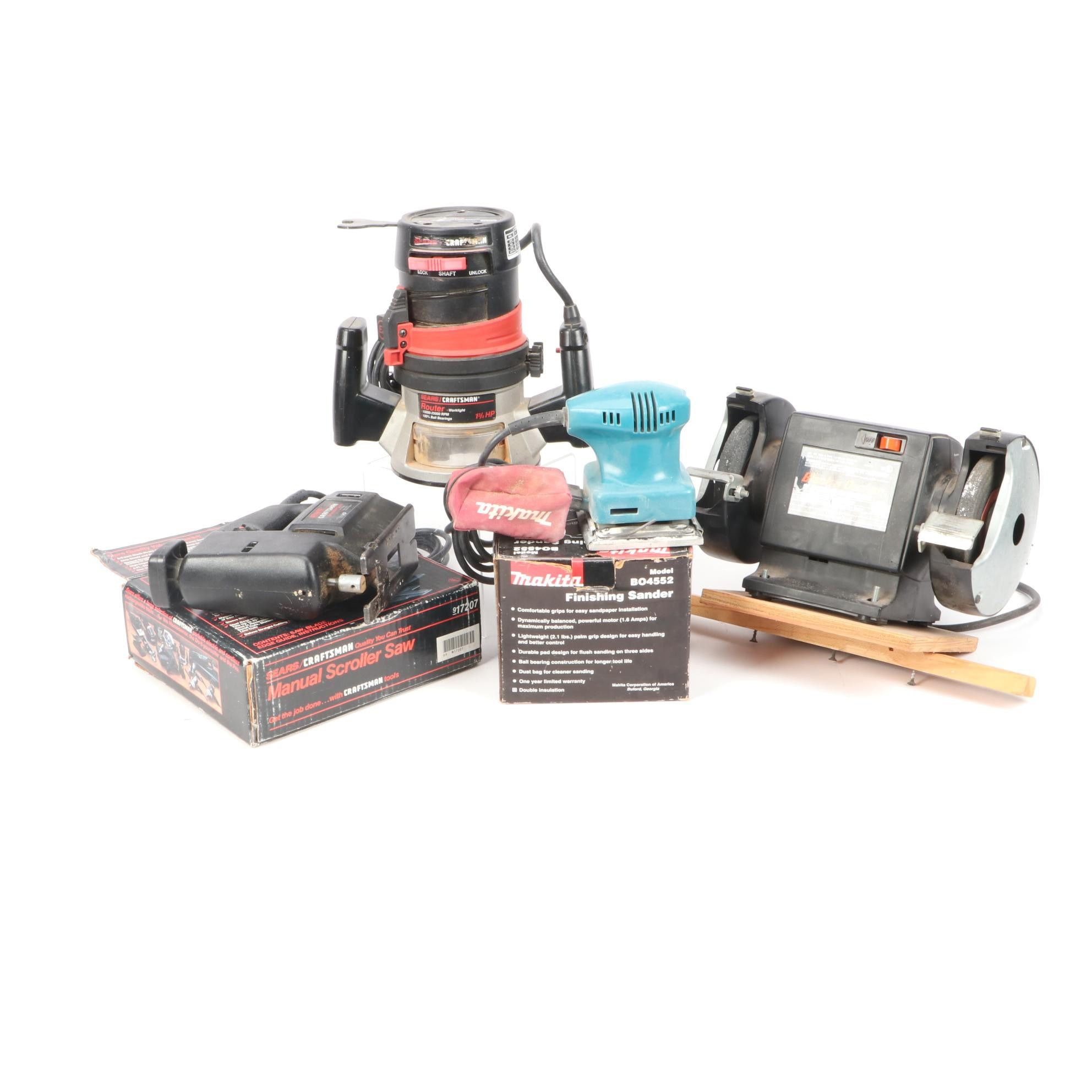 Power Woodworking Tools