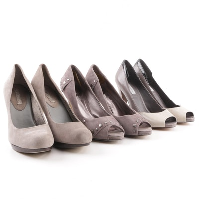 fdf6beaa8ffc2 Women's Nicole Miller, Banana Republic and Classiques Entier Peep-Toes and  Pumps