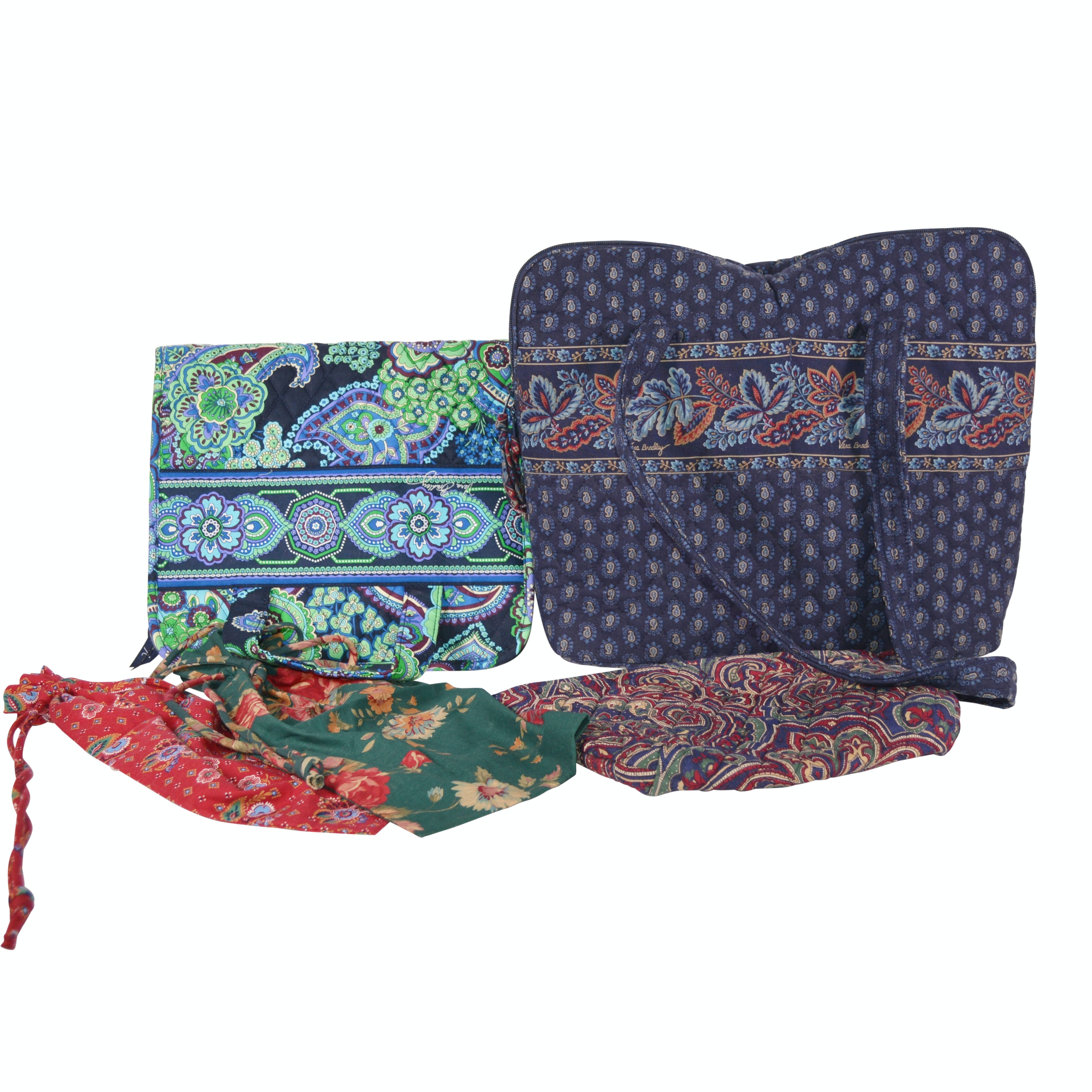 Collection of Vera Bradley Bags