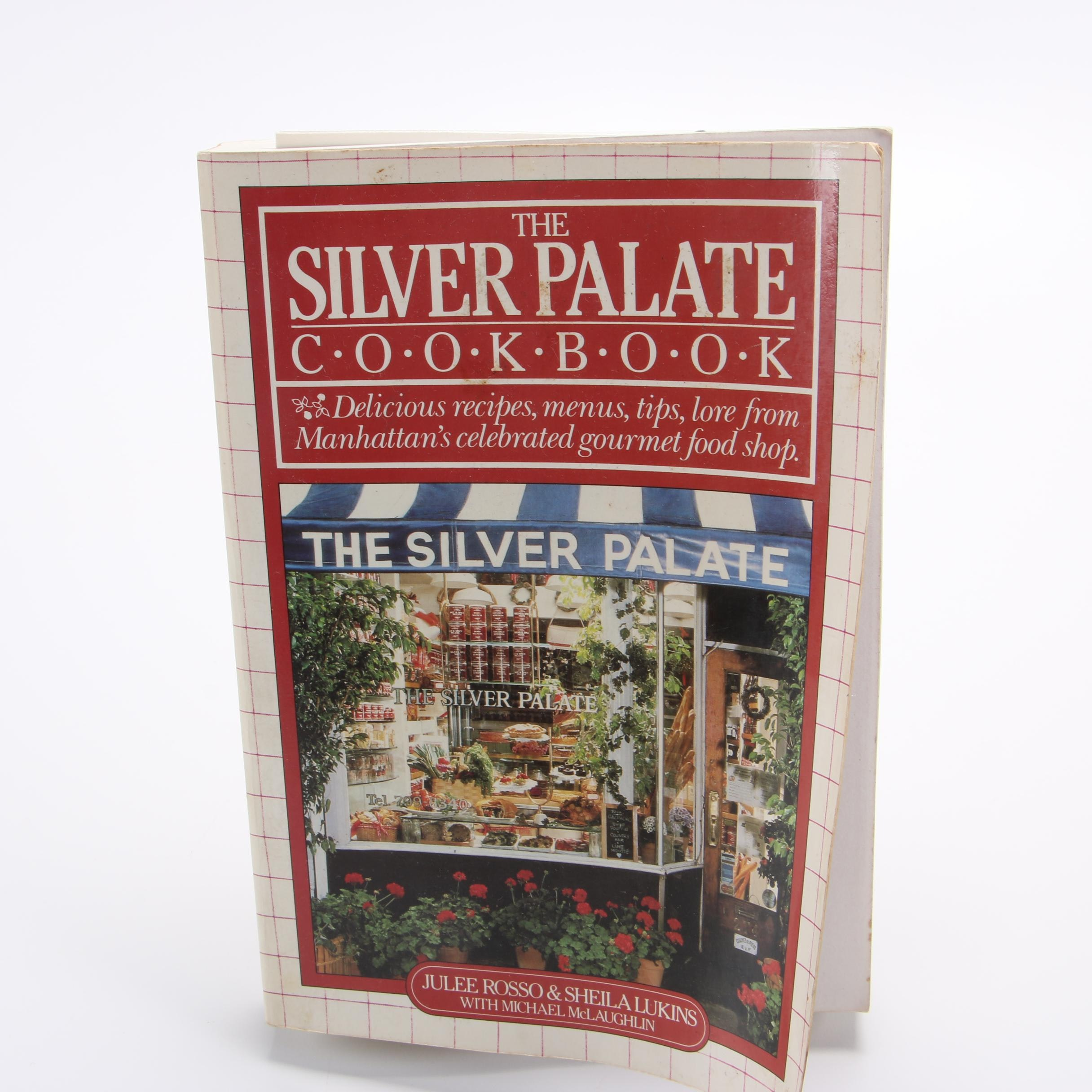 """1982 """"The Silver Palate Cookbook"""" by Julee Rosso and Sheila Lukins"""