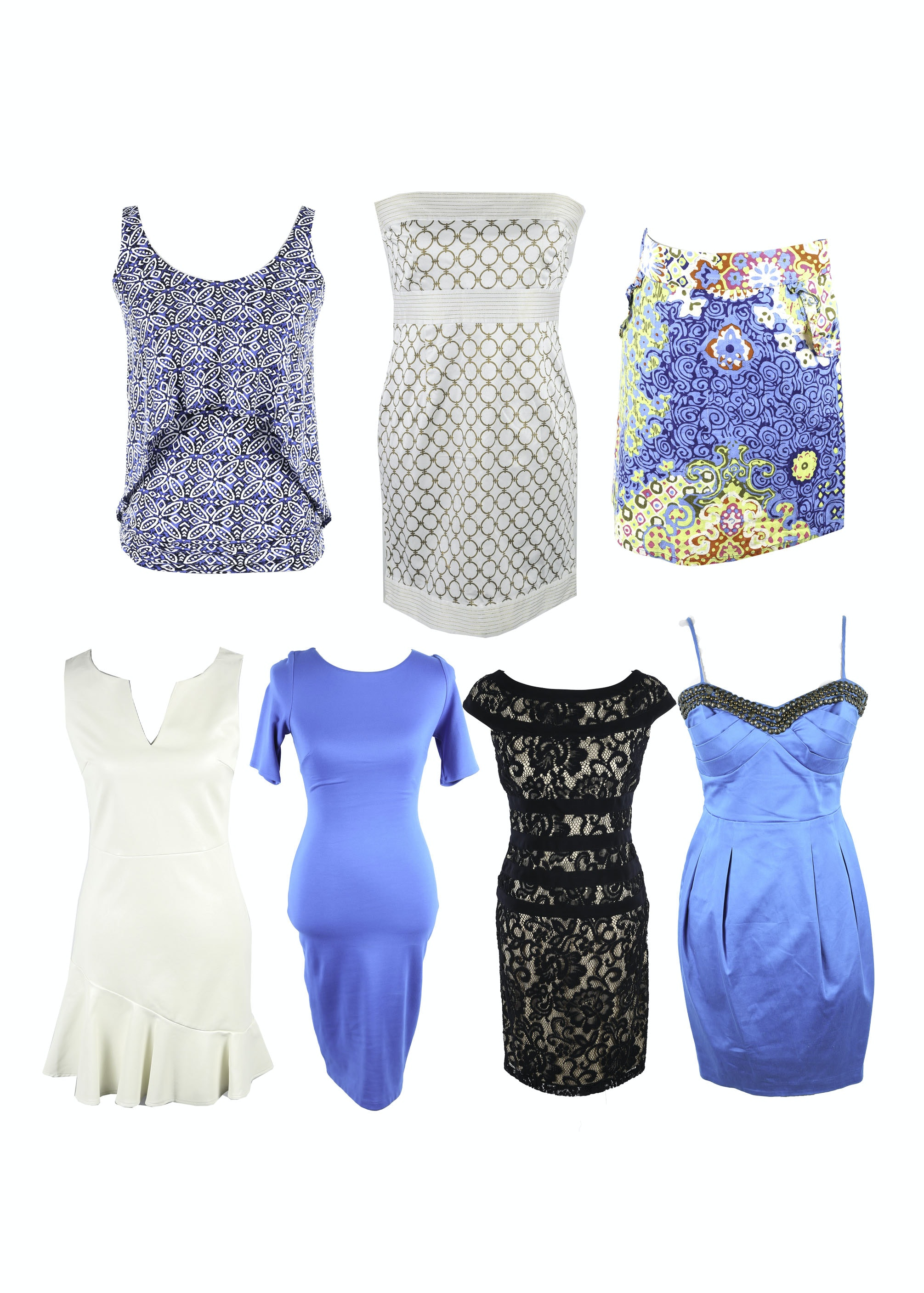 Collection of Women's Cocktail Attire