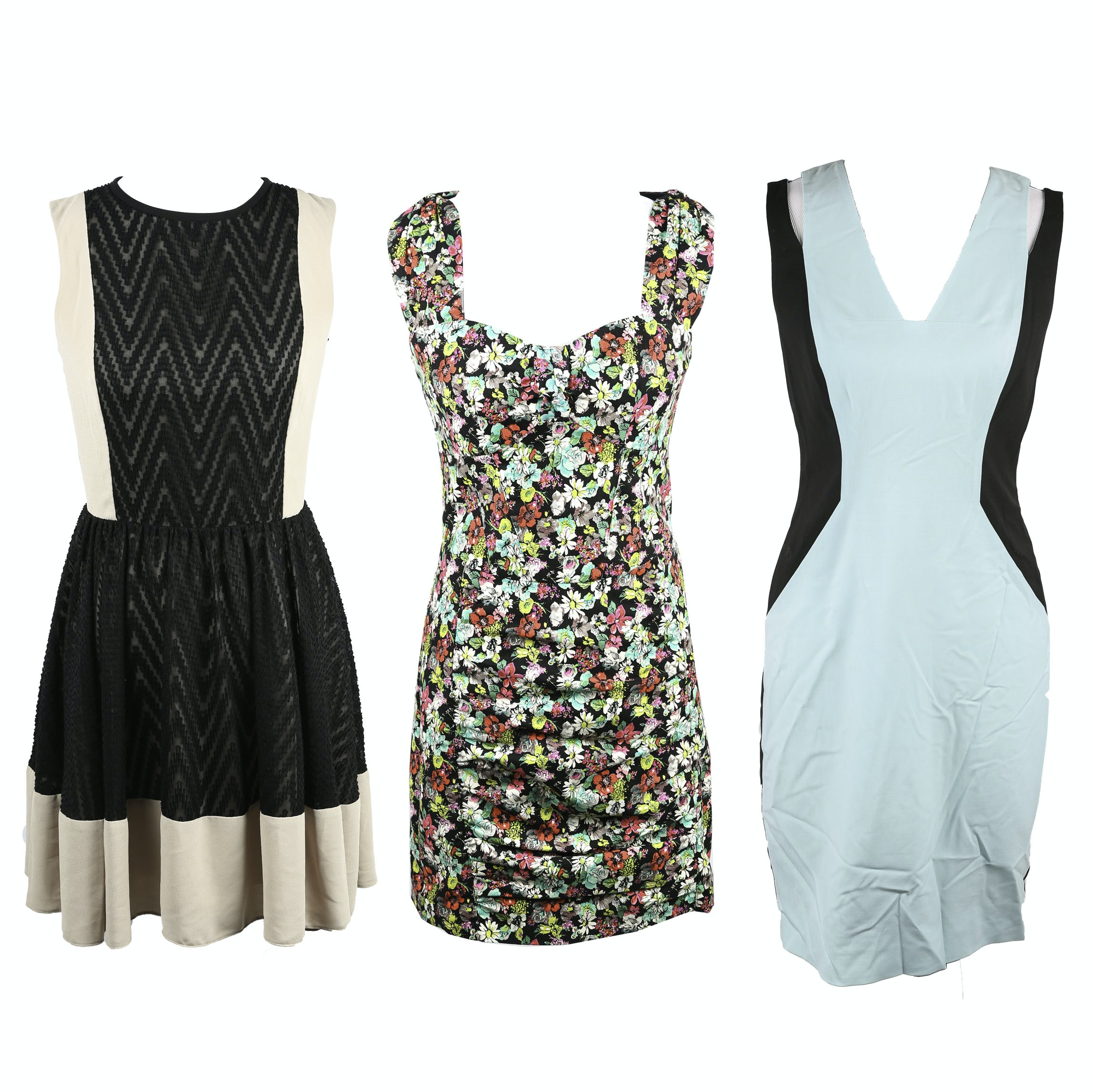 Rachel Roy and Nanette Lepore Cocktail Dresses
