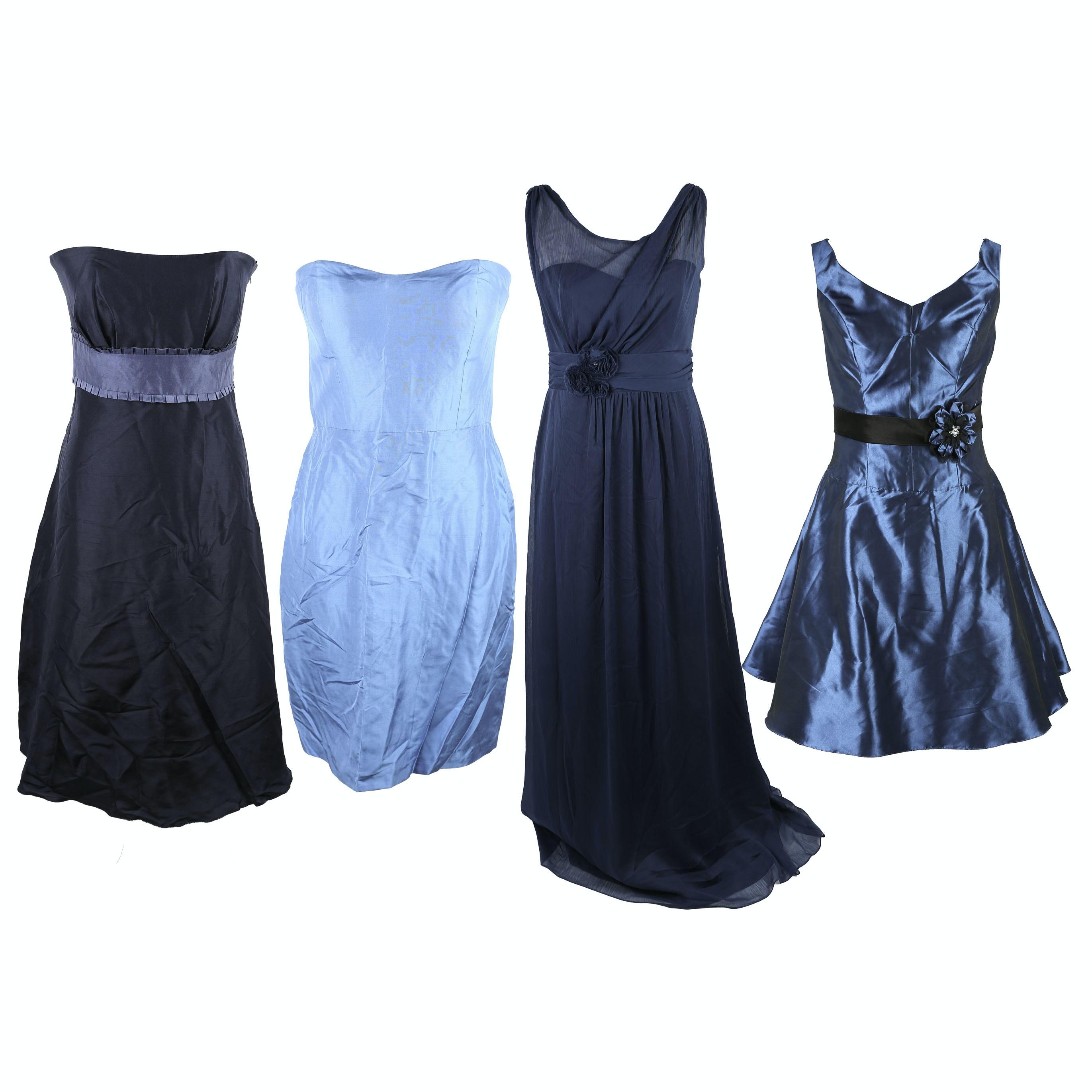 Designer Bridesmaids Dresses featuring Jenny Yoo