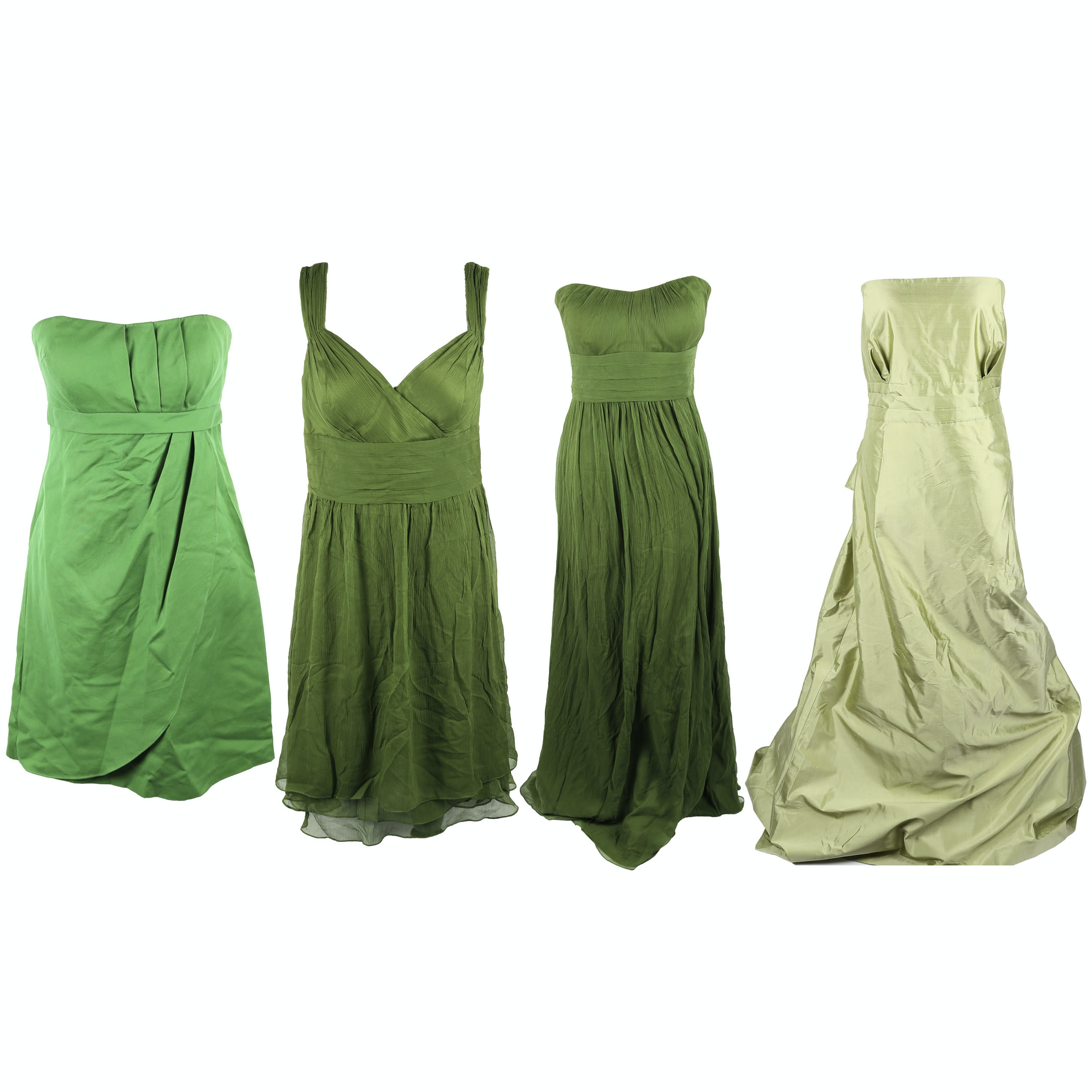 Jenny Yoo Collection Silk Bridesmaids Dresses