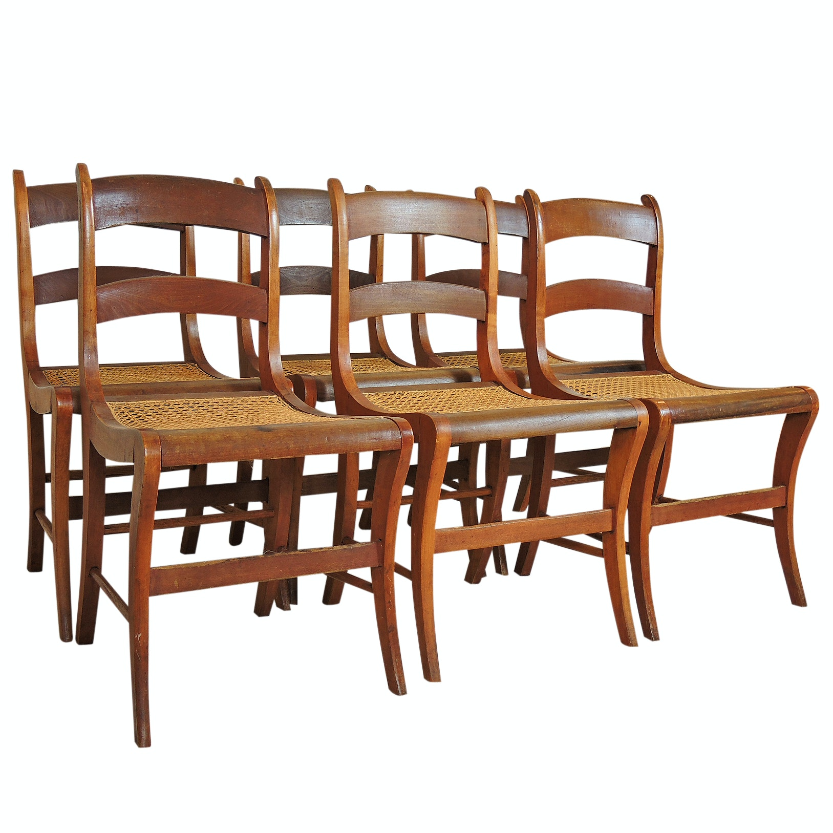 20th Century Regency Style Dining Chairs  Regency Style Furniture C77
