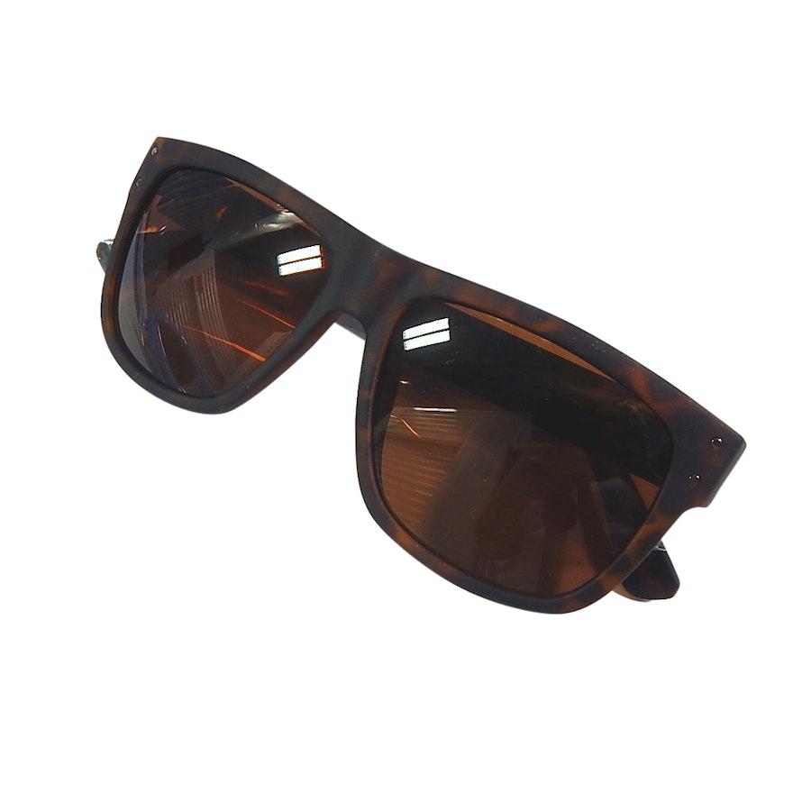 8498e69c257f Zeal Captain Tortoiseshell Style Polarized Sunglasses   EBTH